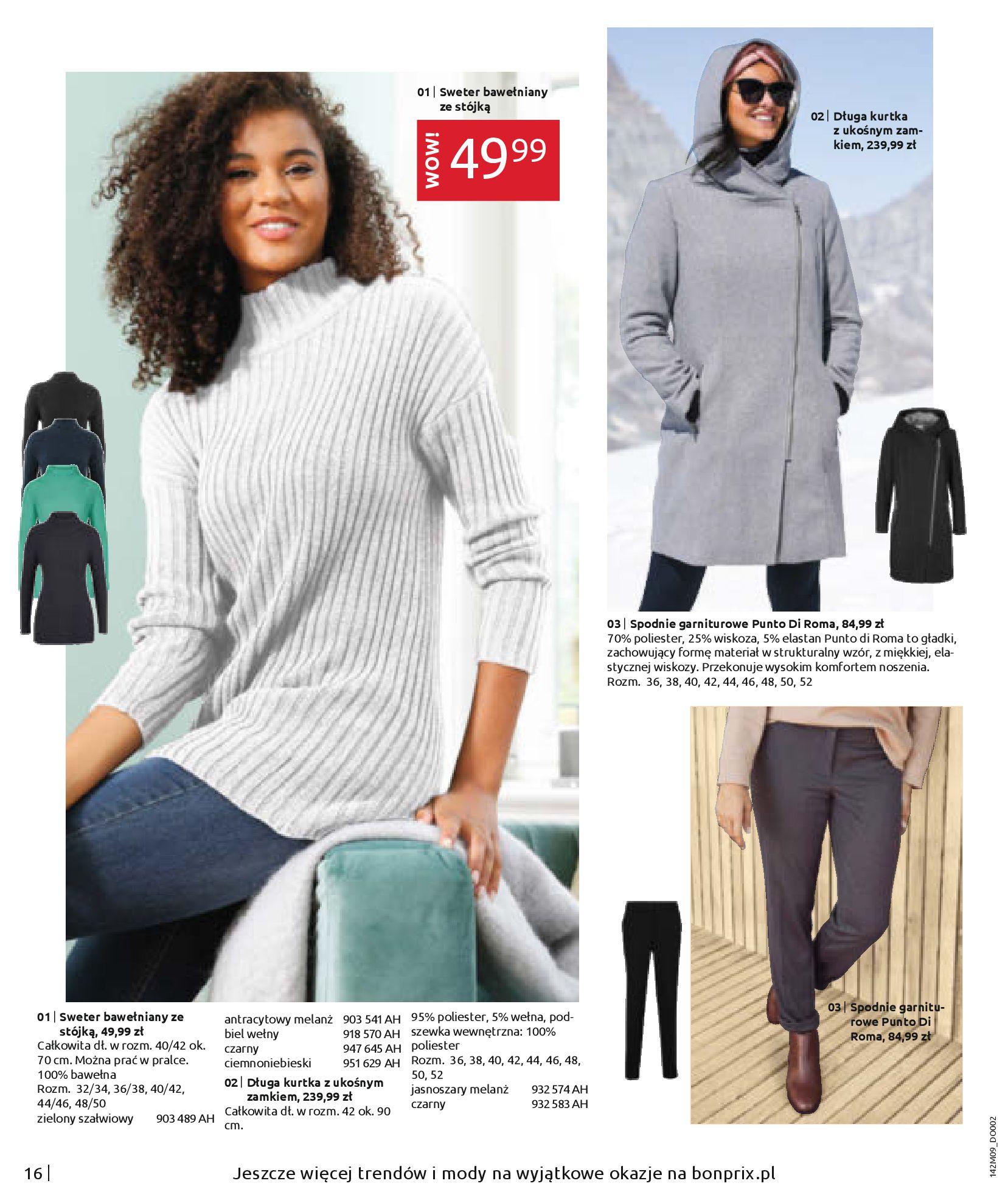 Gazetka Bonprix: Naturalnie i stylowo 2020-09-24 page-18