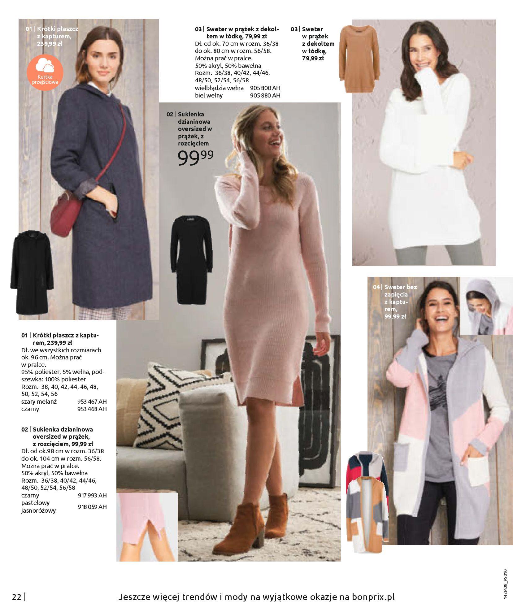 Gazetka Bonprix: Naturalnie i stylowo 2020-09-24 page-24