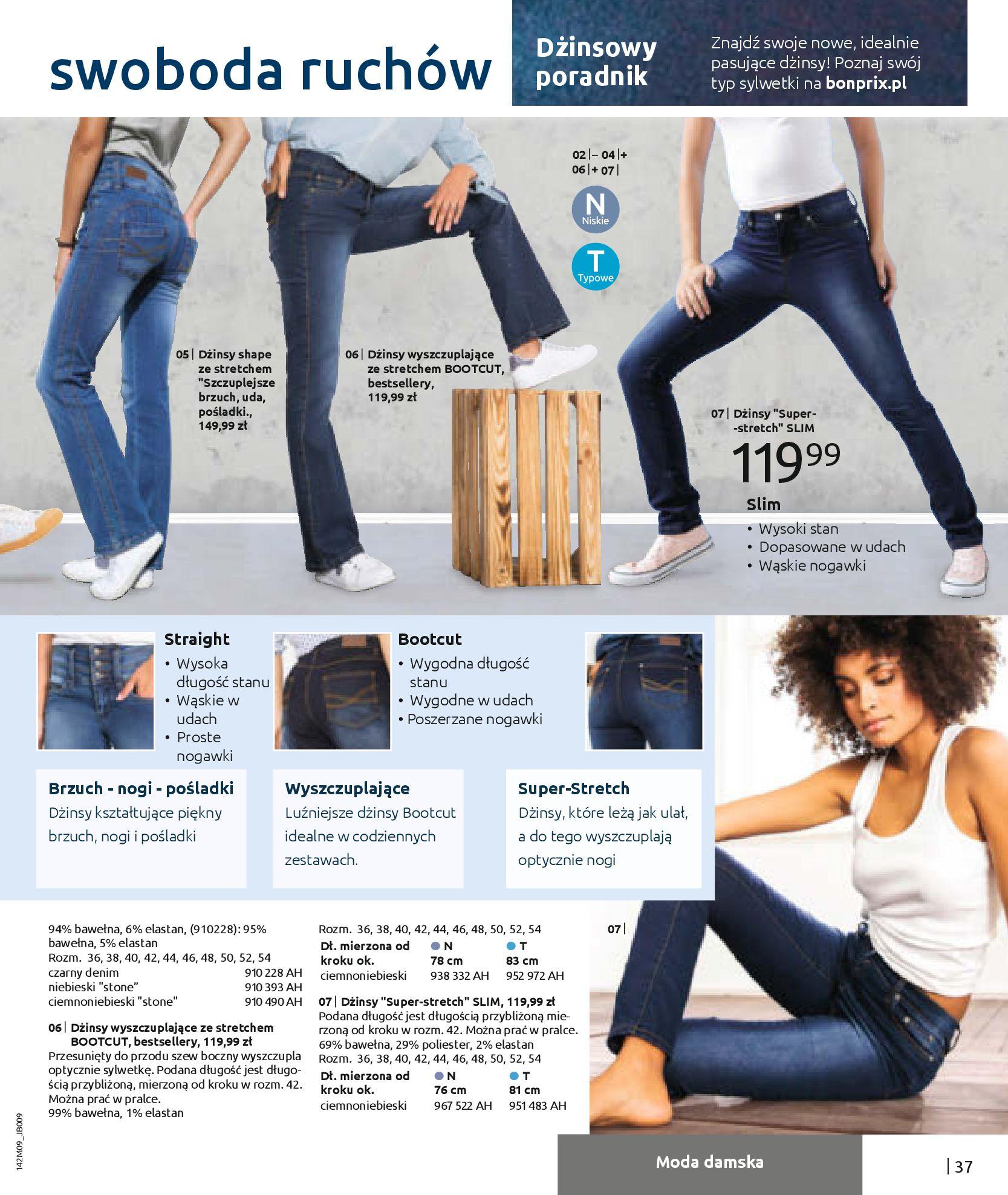 Gazetka Bonprix: Naturalnie i stylowo 2020-09-24 page-39
