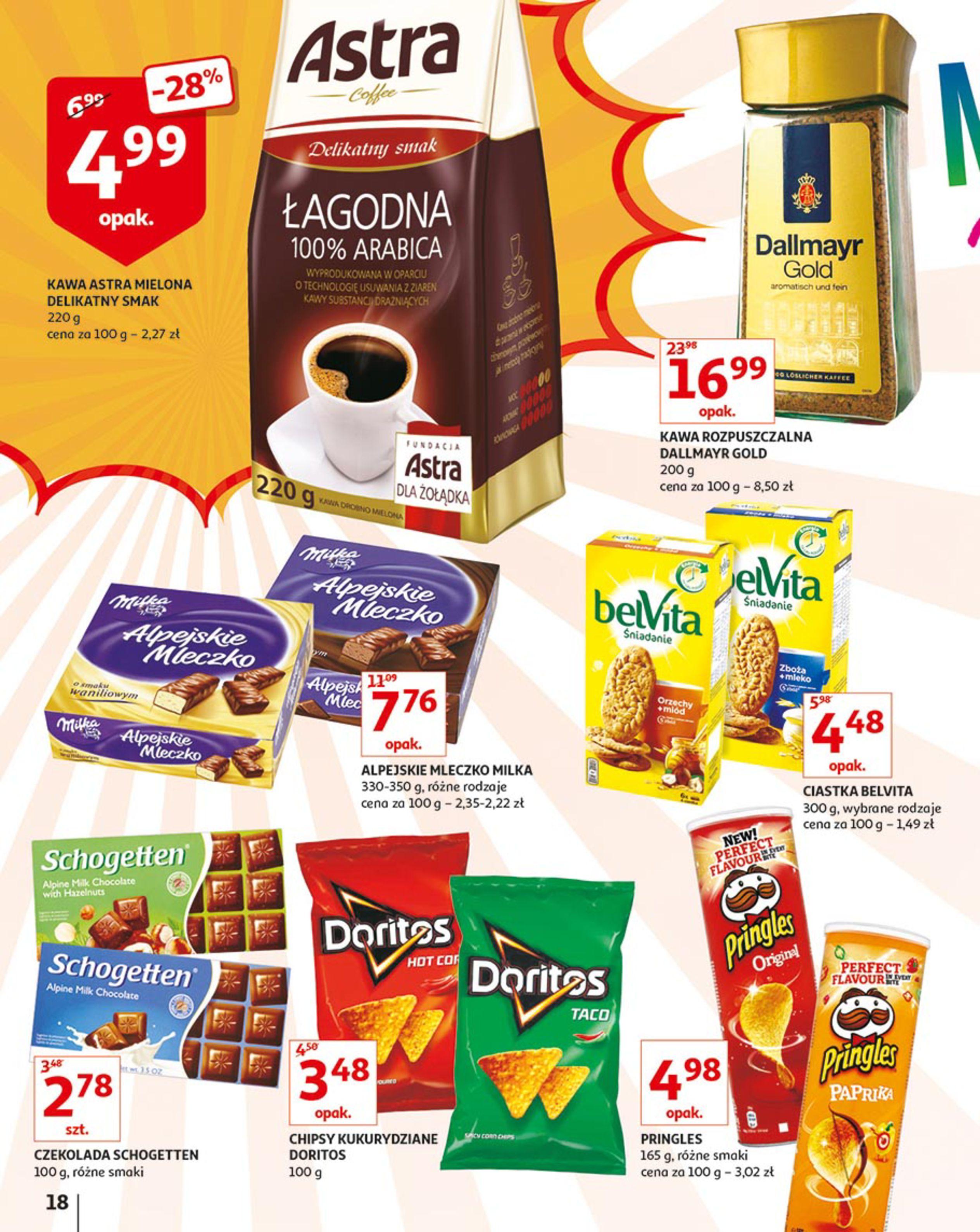 Gazetka Auchan - Młodzi rządzą-07.08.2019-14.08.2019-page-