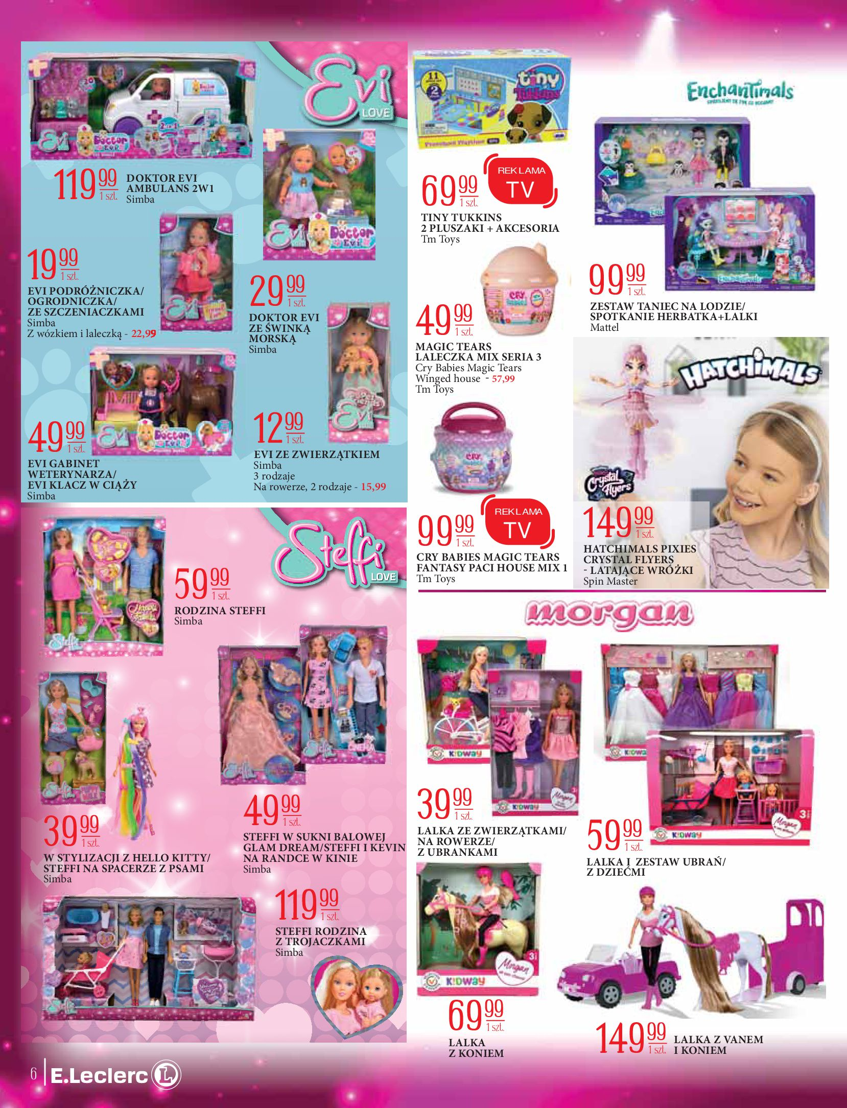 Gazetka E.Leclerc: Świat zabawek i dekoracji 2020-11-10 page-6