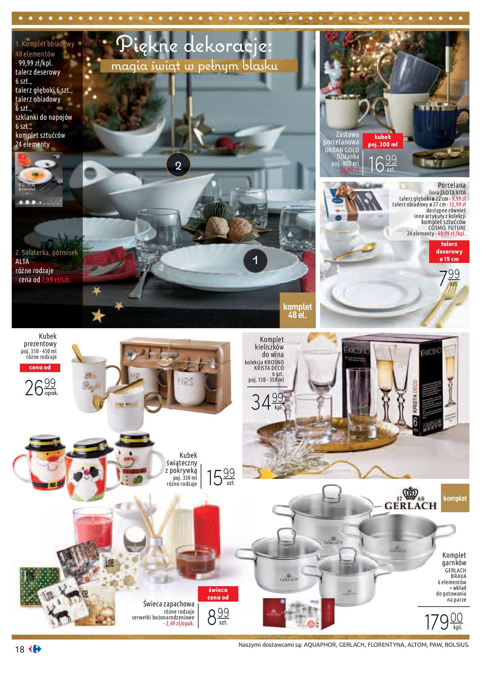 Gazetka Carrefour - Sztuka smakowania-02.12.2019-24.12.2019-page-18