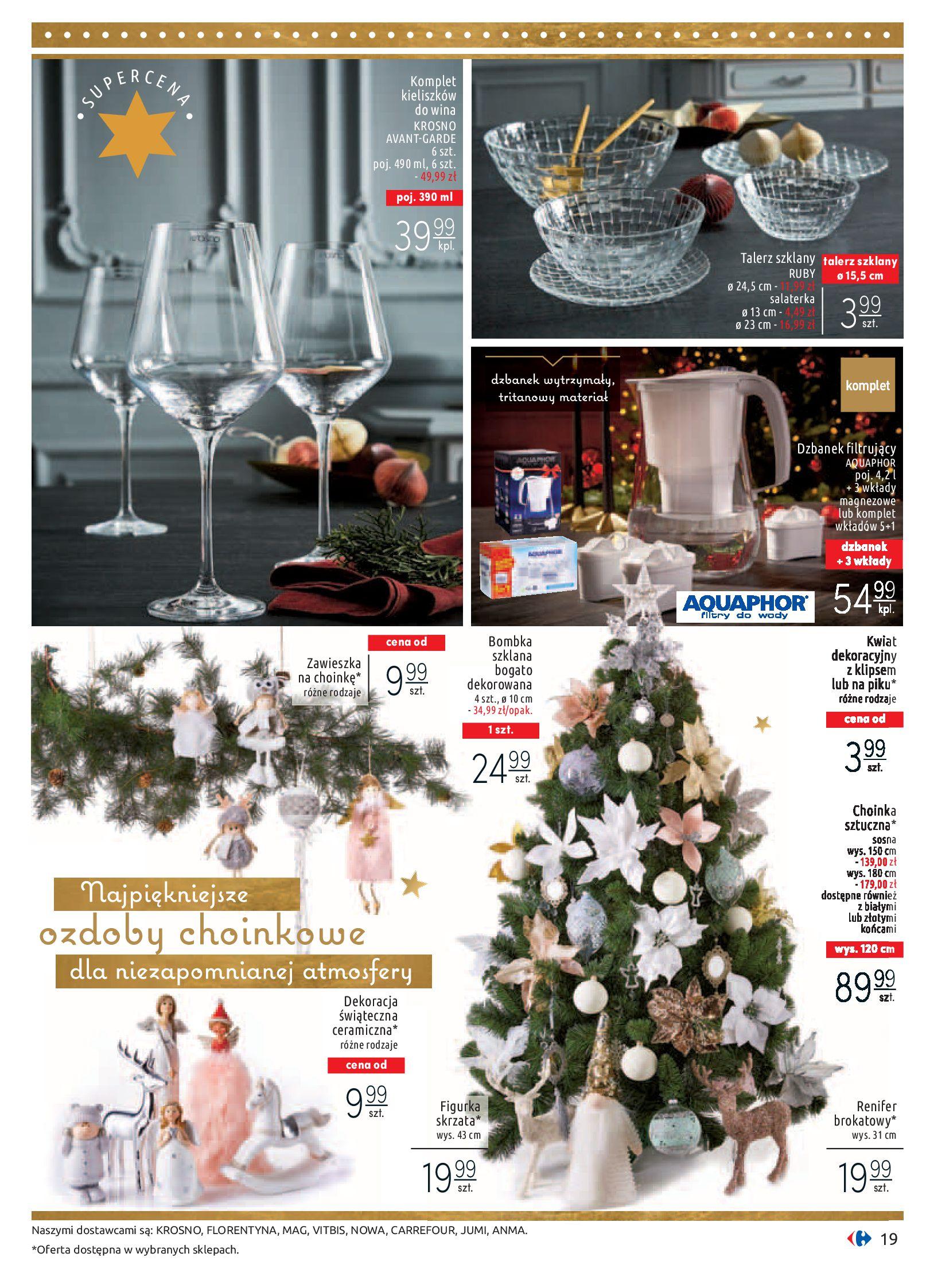 Gazetka Carrefour - Sztuka smakowania-02.12.2019-24.12.2019-page-19