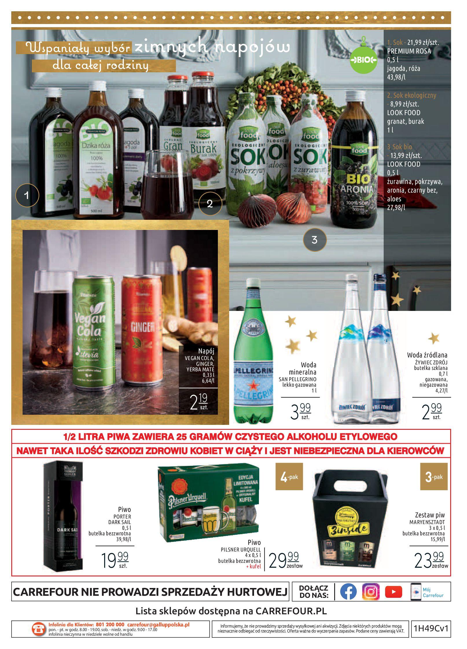 Gazetka Carrefour - Sztuka smakowania-02.12.2019-24.12.2019-page-20