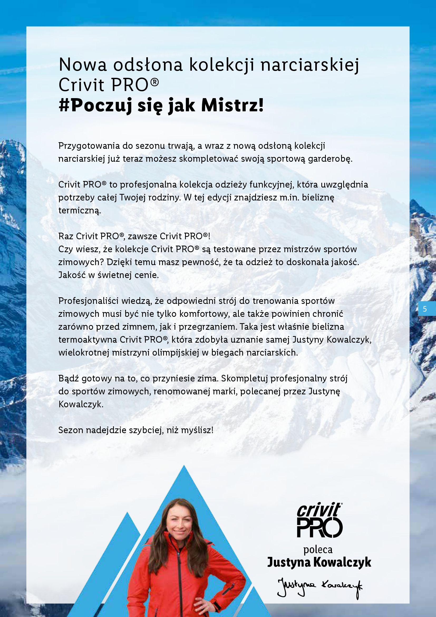 Gazetka Lidl - #Poczuj się jak Mistrz!-11.12.2019-22.12.2019-page-5
