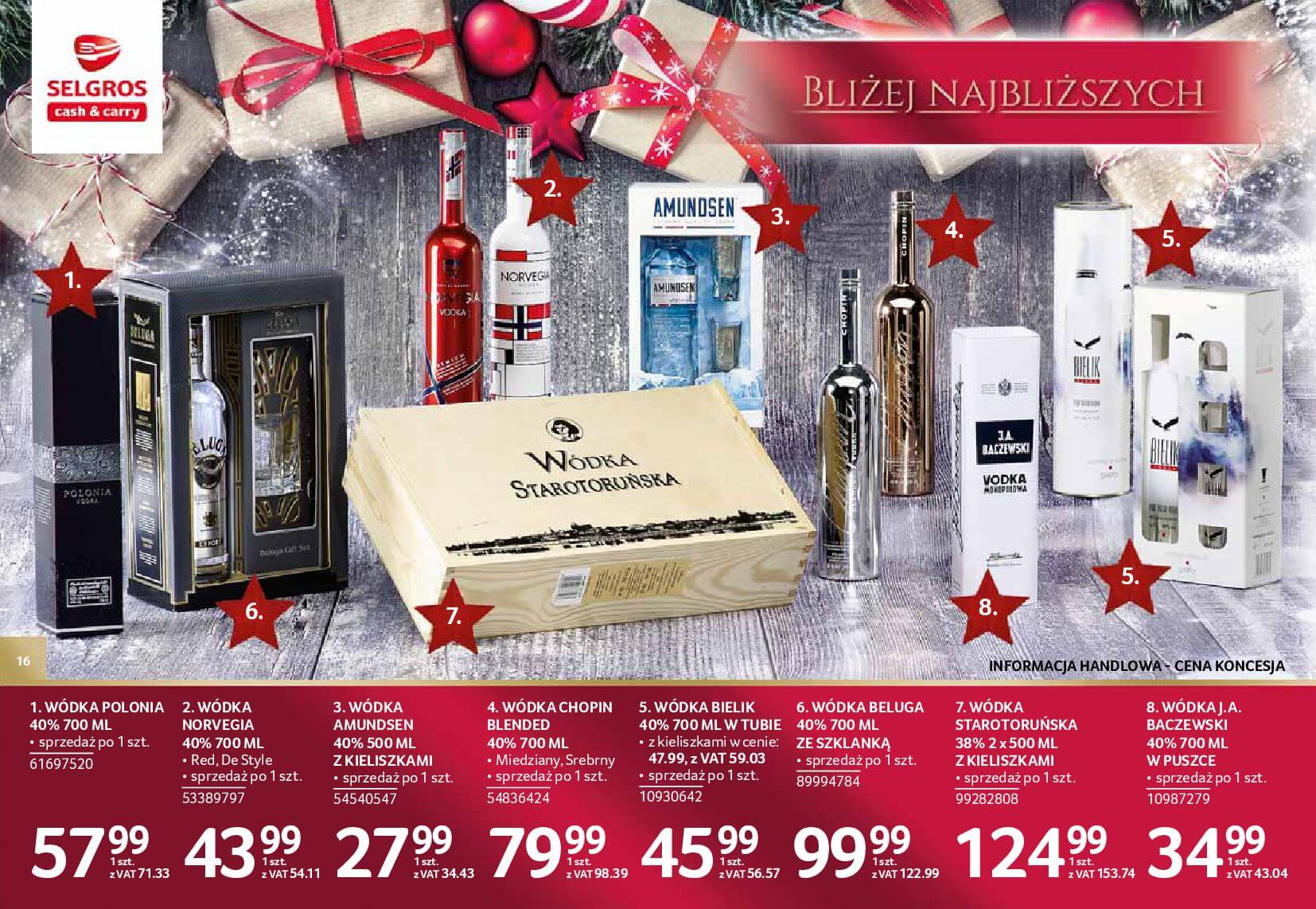Gazetka Selgros - Katalog prezenty 2017-20.11.2017-24.12.2017-page-16