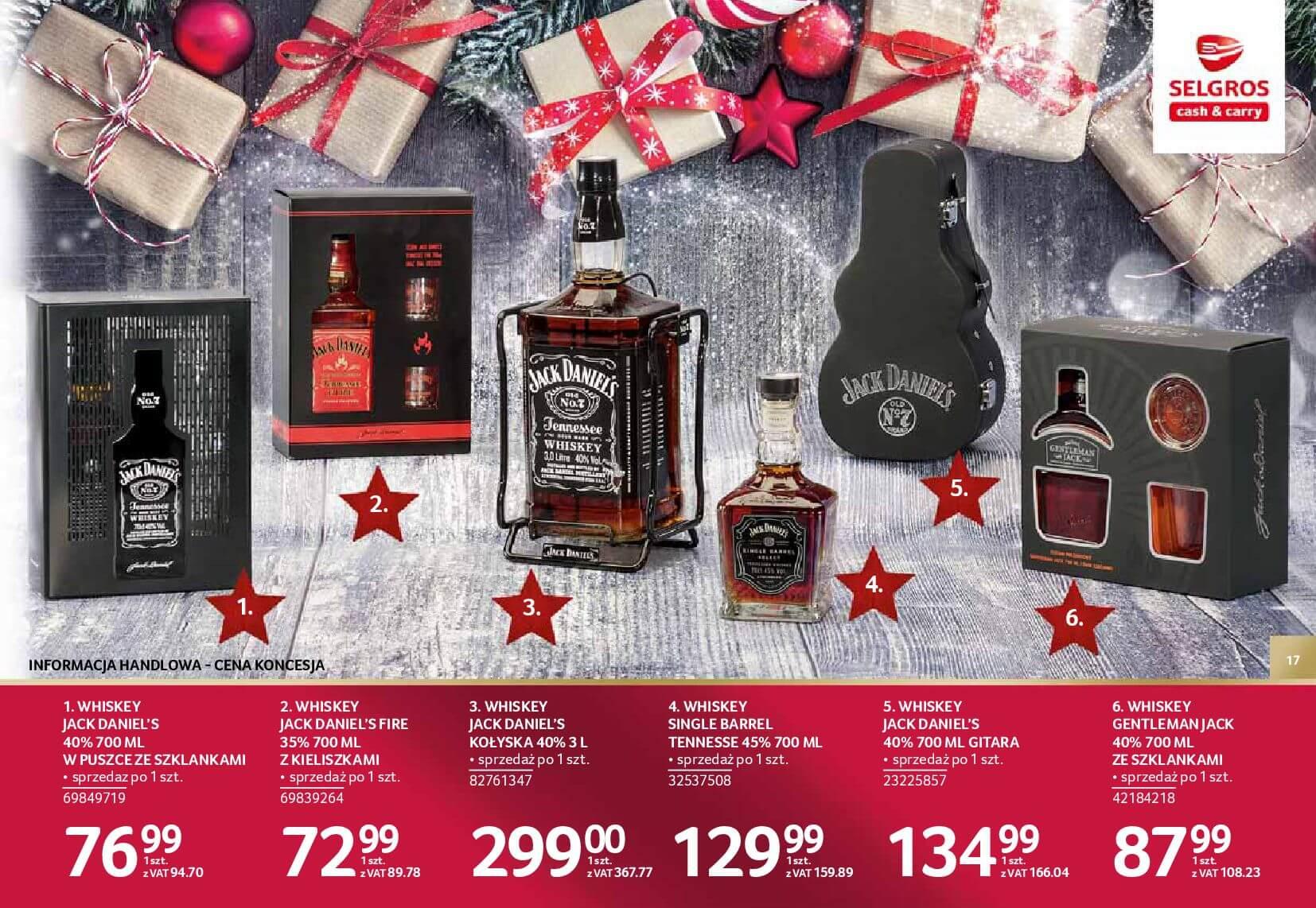 Gazetka Selgros - Katalog prezenty 2017-20.11.2017-24.12.2017-page-17