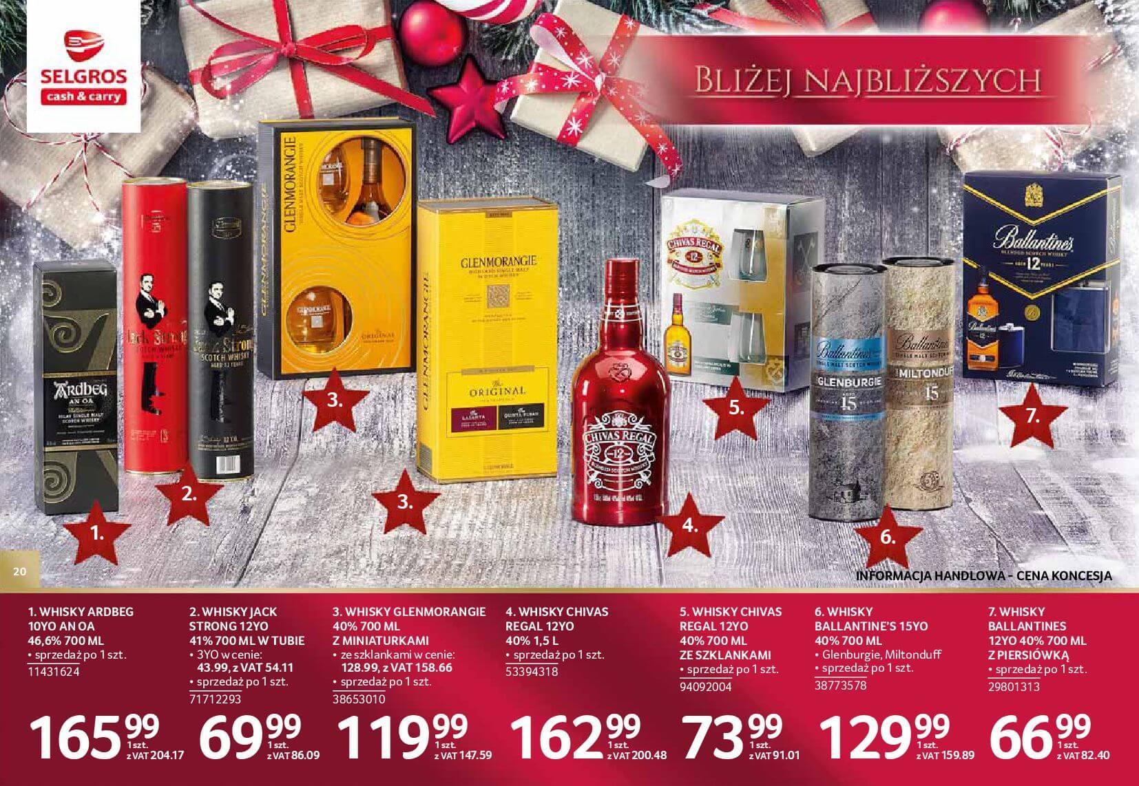 Gazetka Selgros - Katalog prezenty 2017-20.11.2017-24.12.2017-page-20