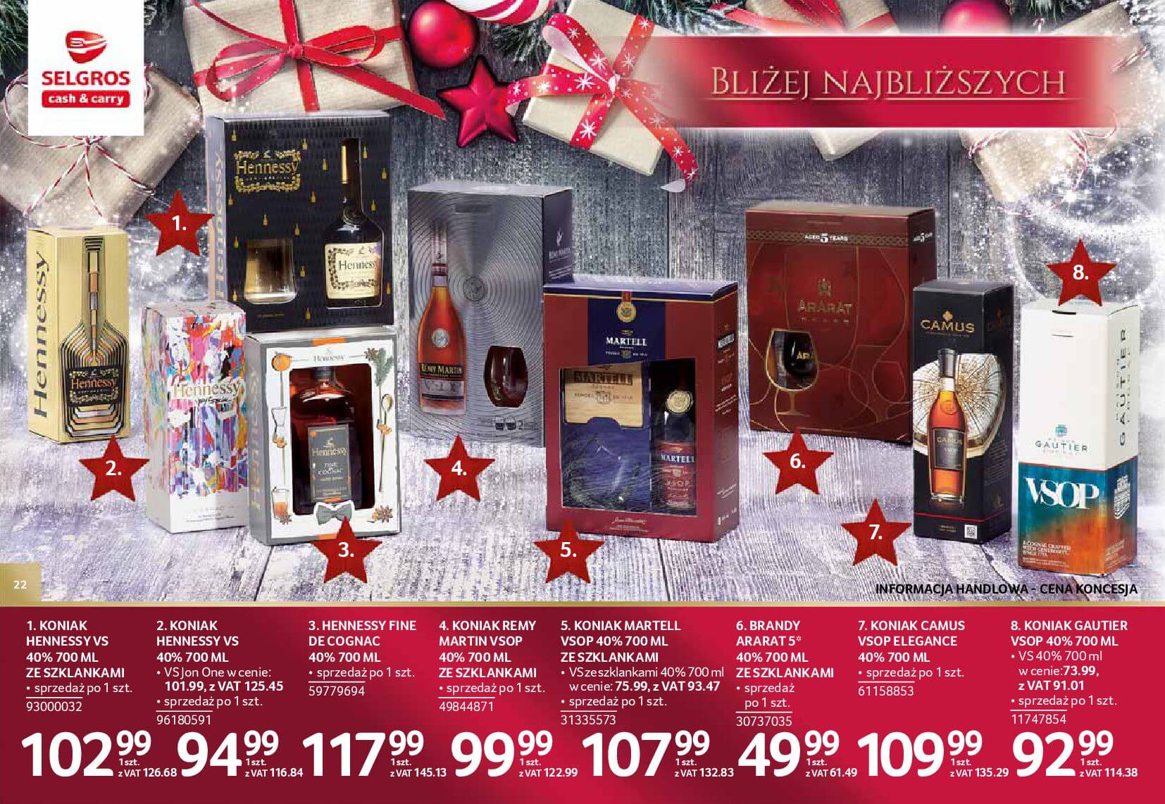 Gazetka Selgros - Katalog prezenty 2017-20.11.2017-24.12.2017-page-22