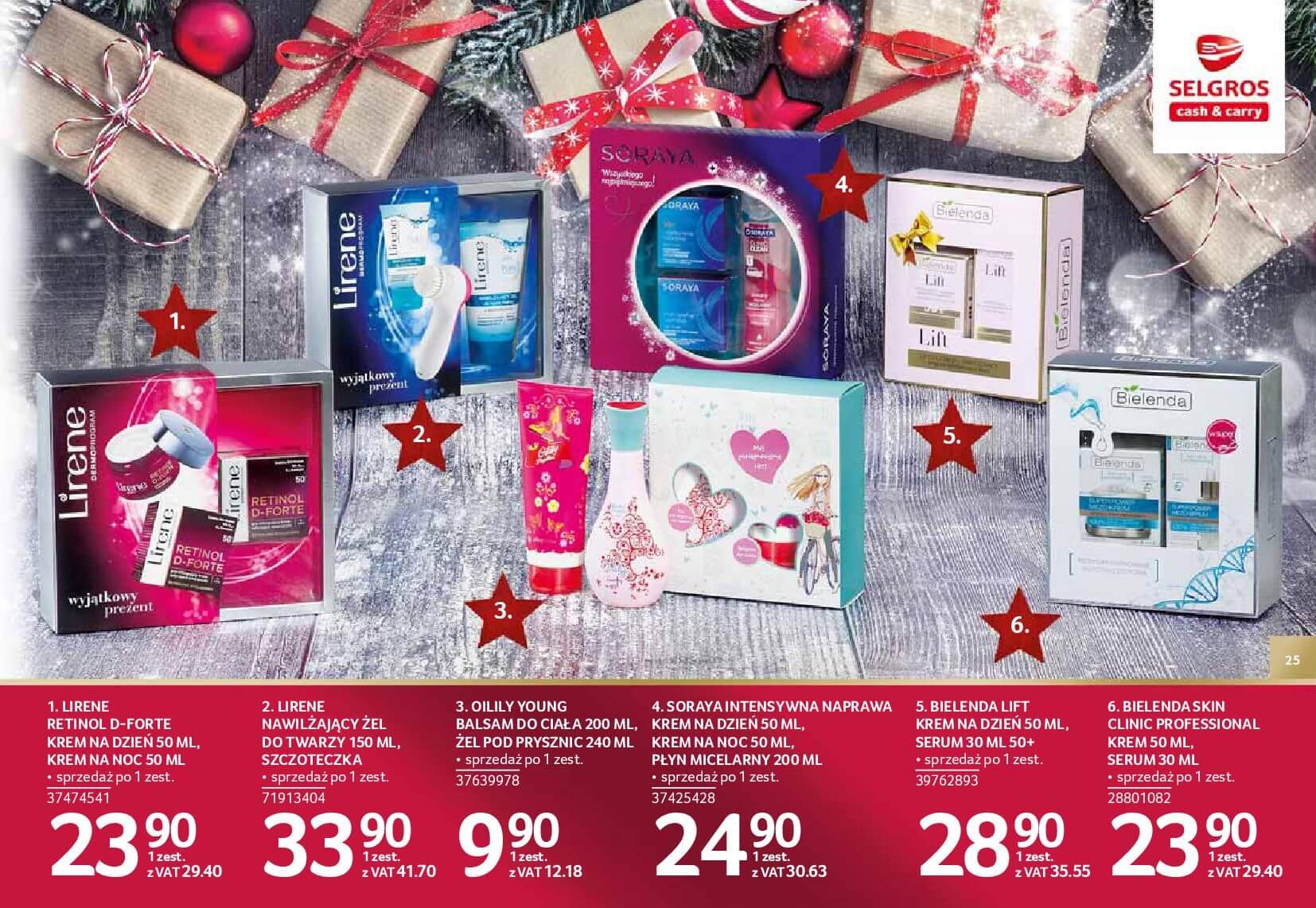 Gazetka Selgros - Katalog prezenty 2017-20.11.2017-24.12.2017-page-25