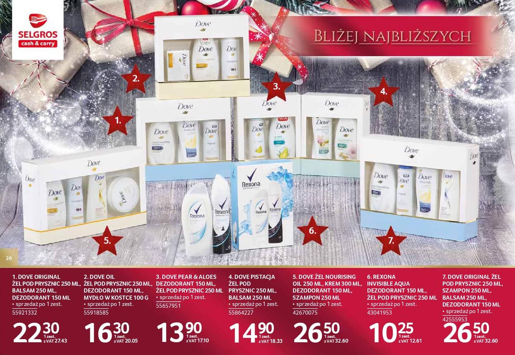 Gazetka Selgros - Katalog prezenty 2017-20.11.2017-24.12.2017-page-26