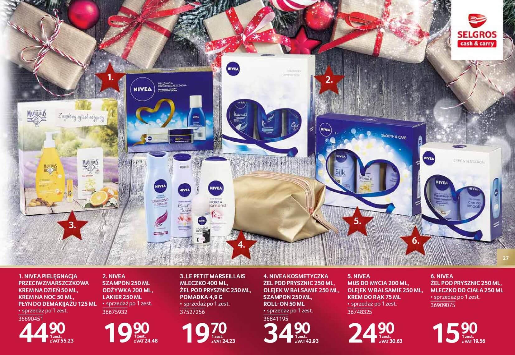 Gazetka Selgros - Katalog prezenty 2017-20.11.2017-24.12.2017-page-27