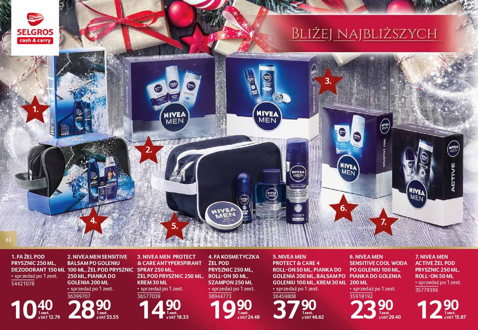Gazetka Selgros - Katalog prezenty 2017-20.11.2017-24.12.2017-page-32