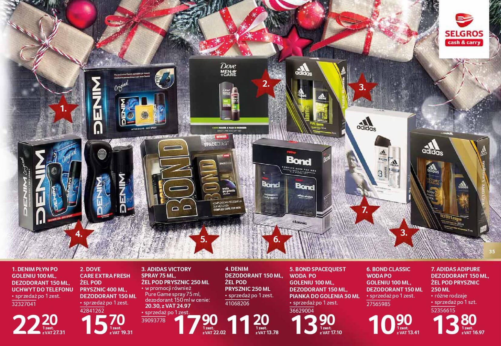 Gazetka Selgros - Katalog prezenty 2017-20.11.2017-24.12.2017-page-35