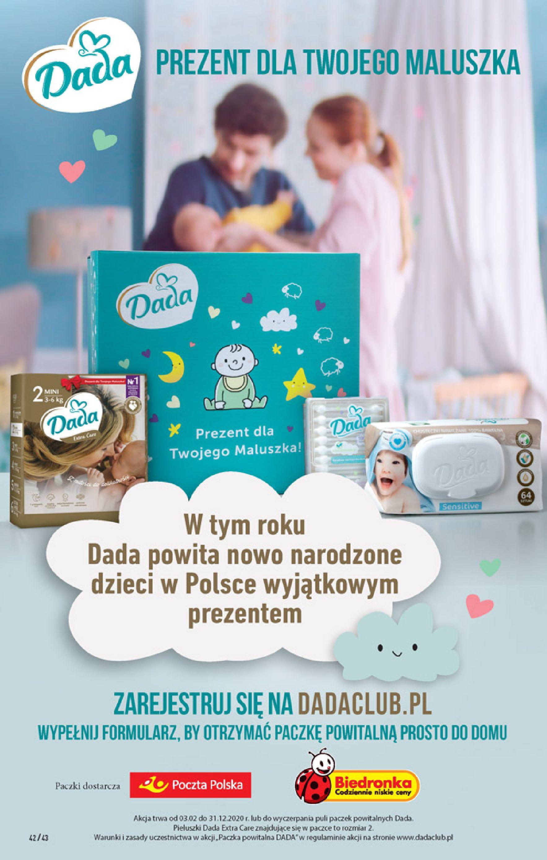 Gazetka Biedronka - W tym tygodniu-12.02.2020-19.02.2020-page-42