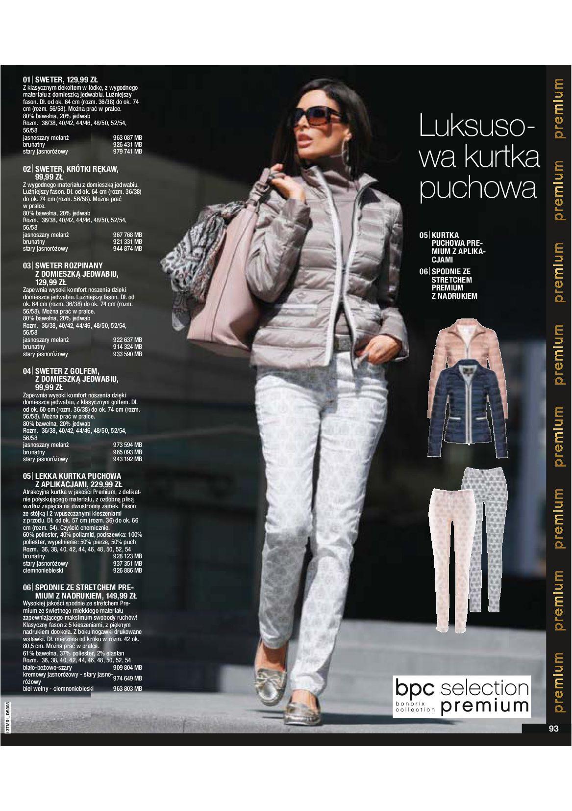 Gazetka Bonprix - Radosne i intensywne kolory na nowy sezon-31.12.2017-31.05.2018-page-95