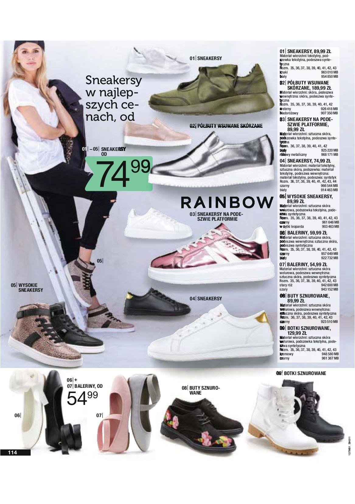 Gazetka Bonprix - Radosne i intensywne kolory na nowy sezon-31.12.2017-31.05.2018-page-116