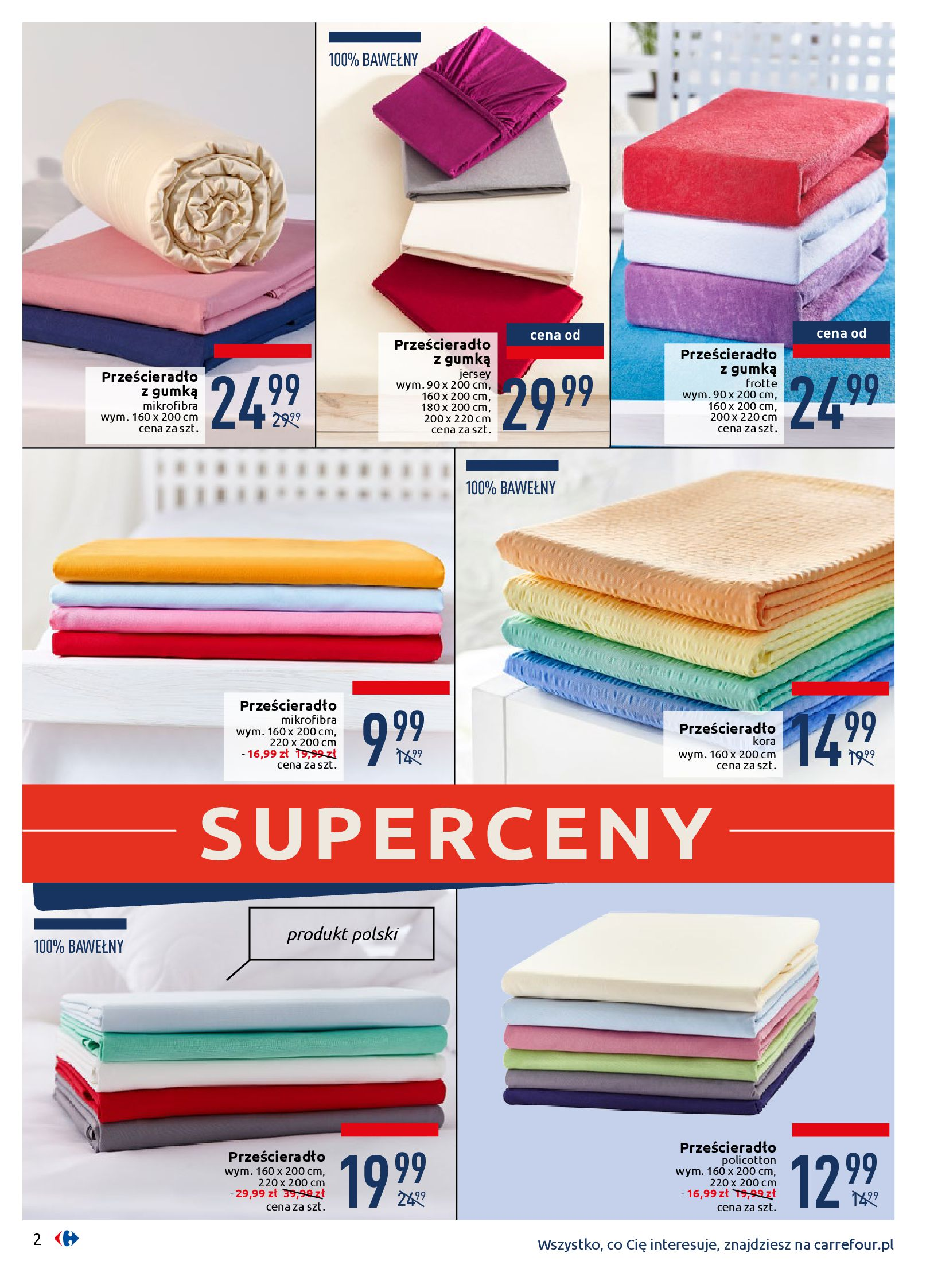 Gazetka Carrefour - Superceny-03.06.2019-15.06.2019-page-