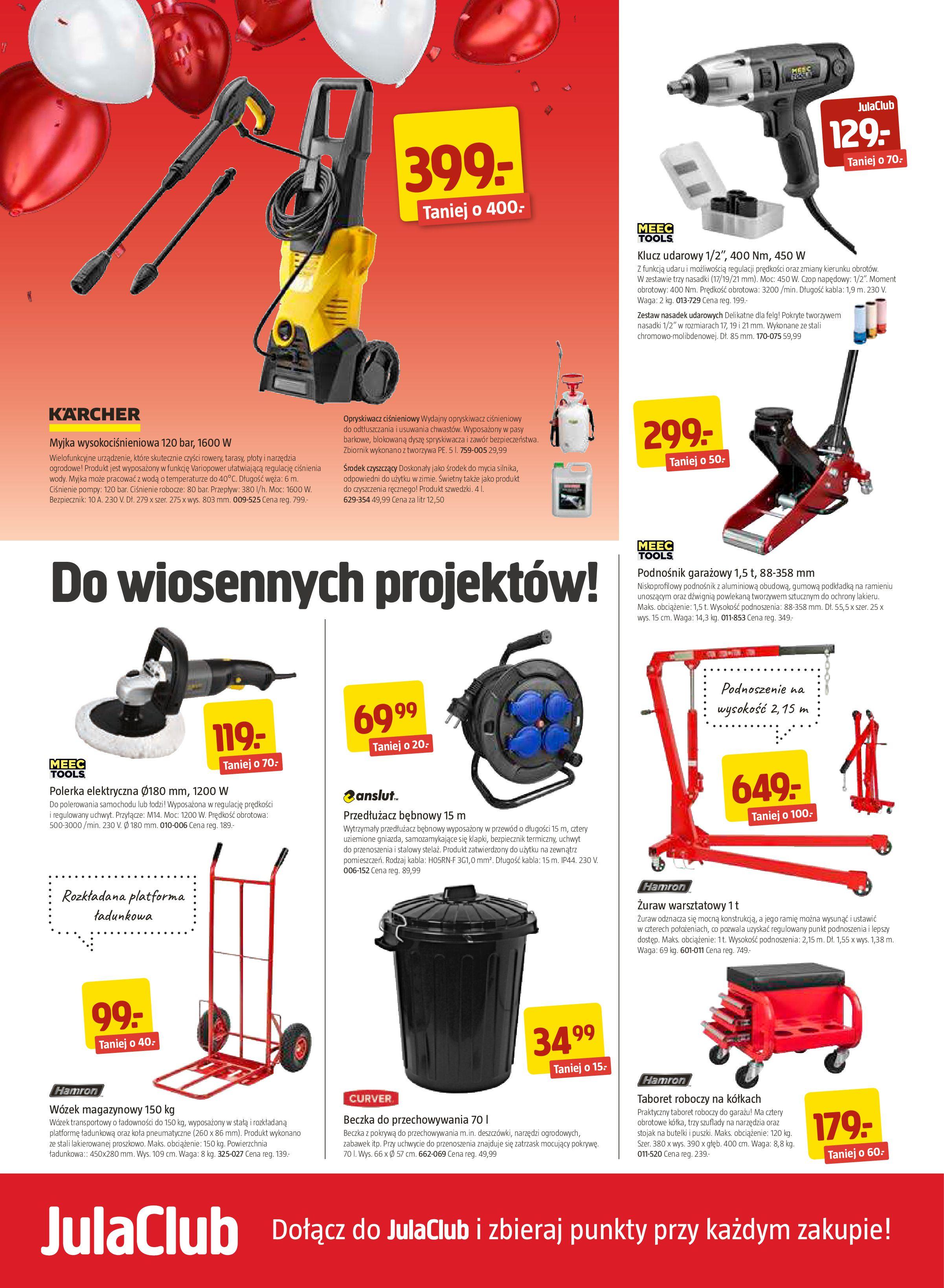 Gazetka Jula: Gazetka promocyjna od 07.04 2021-04-07 page-6