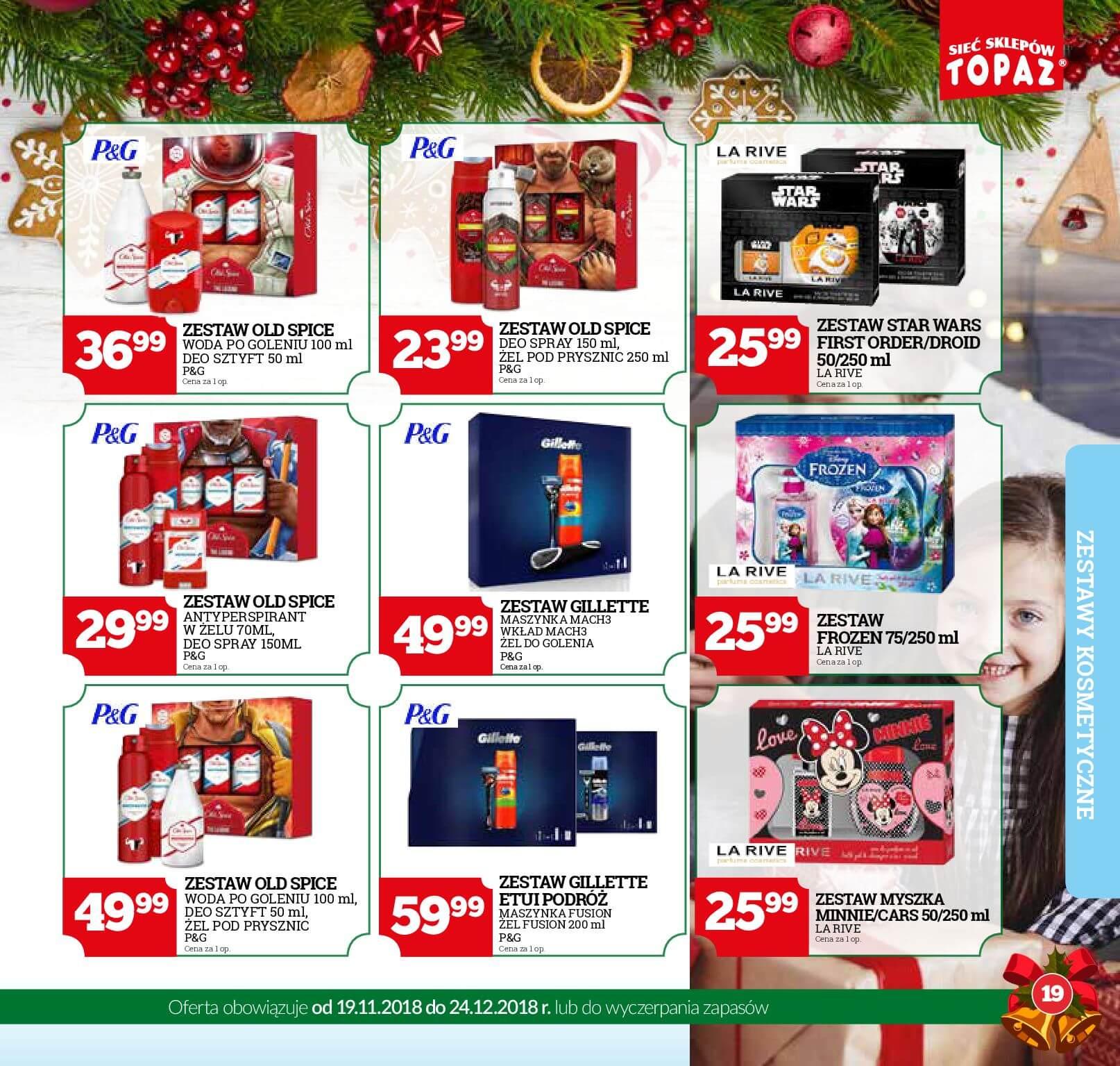 Gazetka TOPAZ - Katalog Świąteczny-17.11.2018-24.12.2018-page-