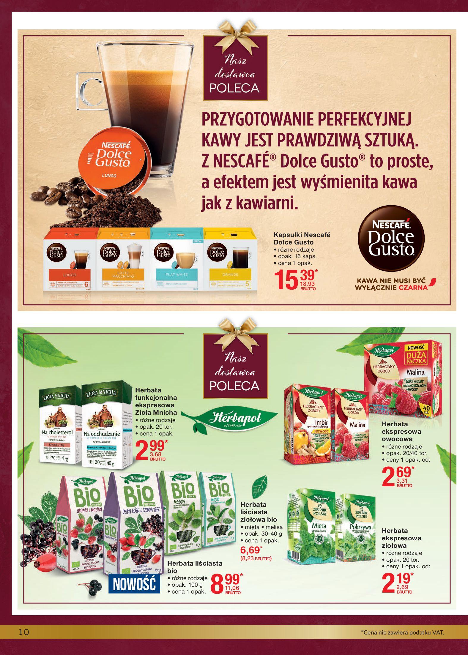 Gazetka Makro - Smakuj Święta-18.11.2019-24.12.2019-page-10