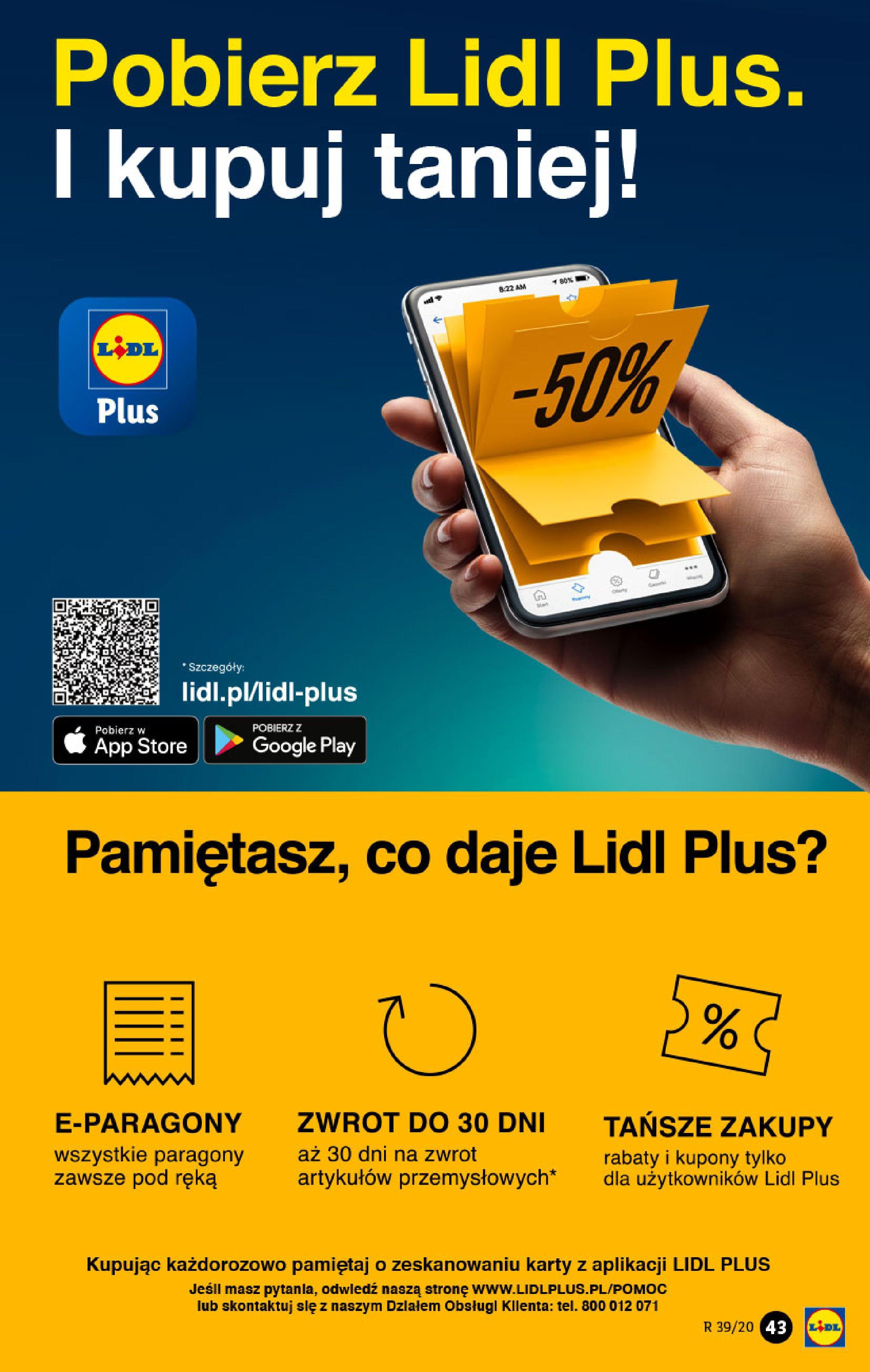 Gazetka Lidl - Katalog od 21.09-20.09.2020-26.09.2020-page-43