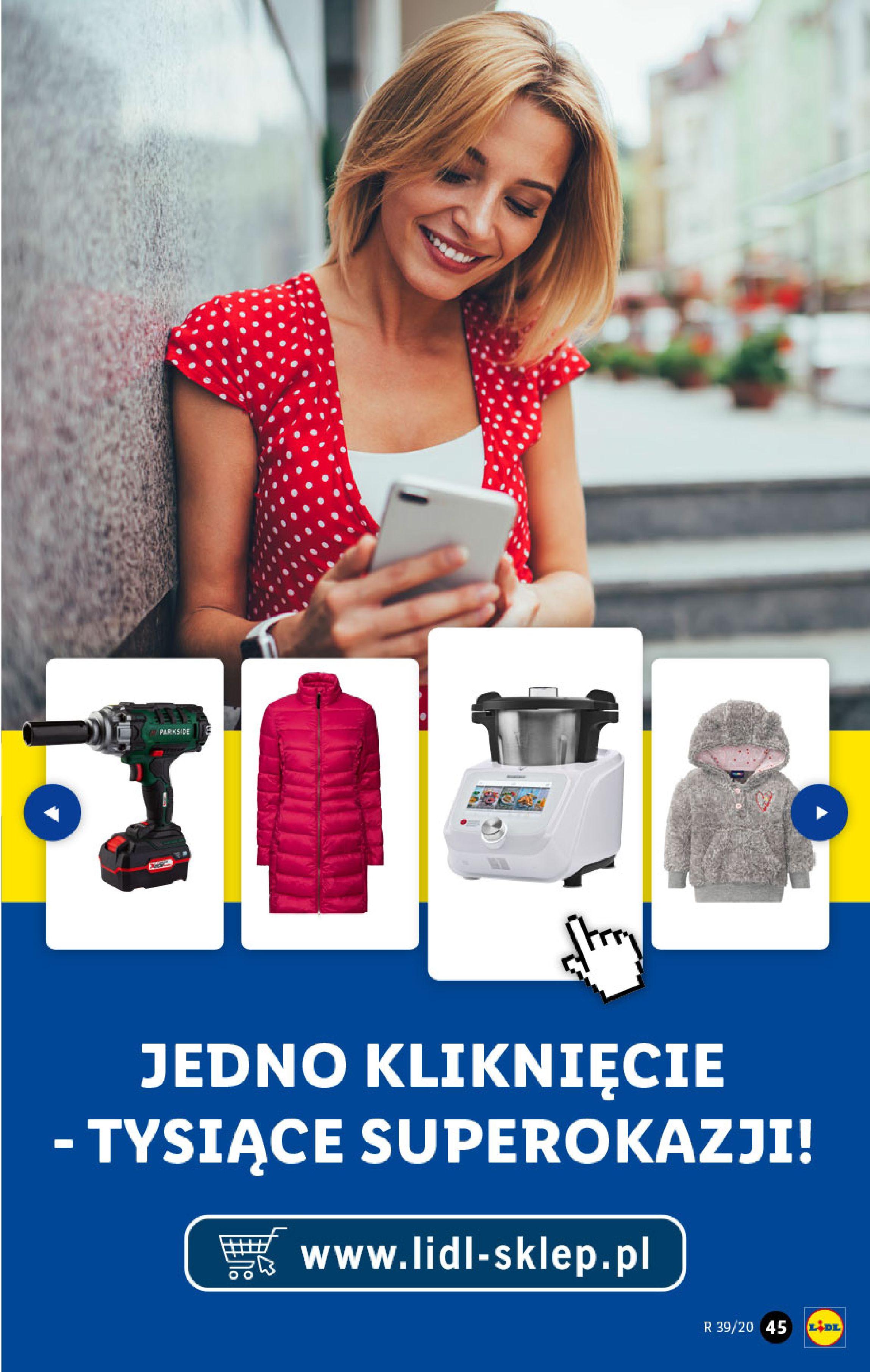 Gazetka Lidl - Katalog od 21.09-20.09.2020-26.09.2020-page-45