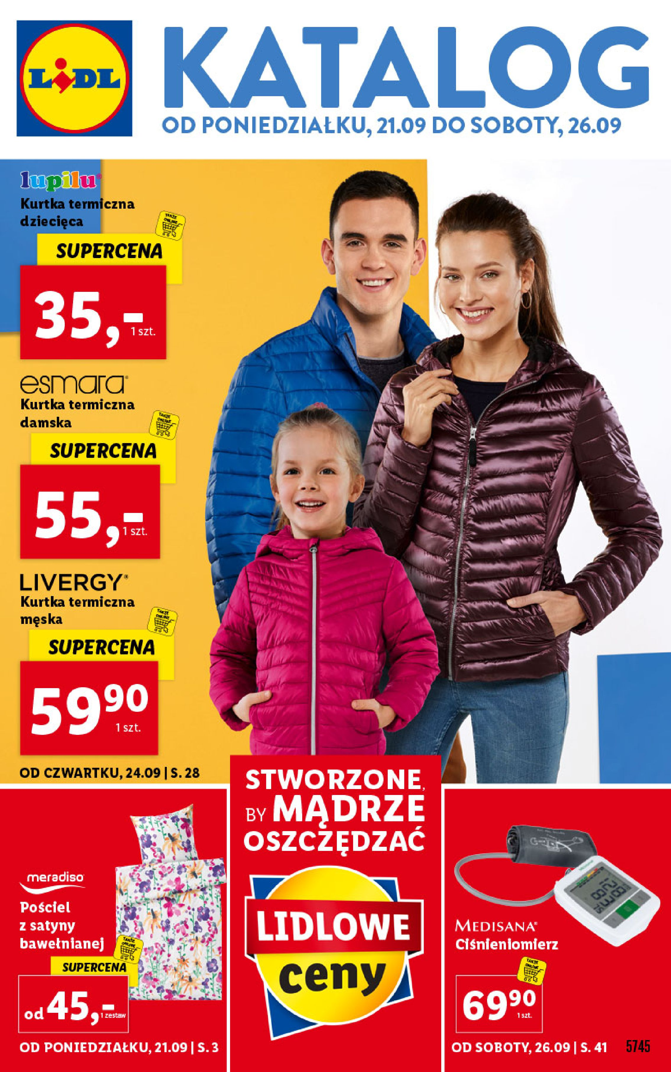 Gazetka Lidl - Katalog od 21.09-20.09.2020-26.09.2020-page-1