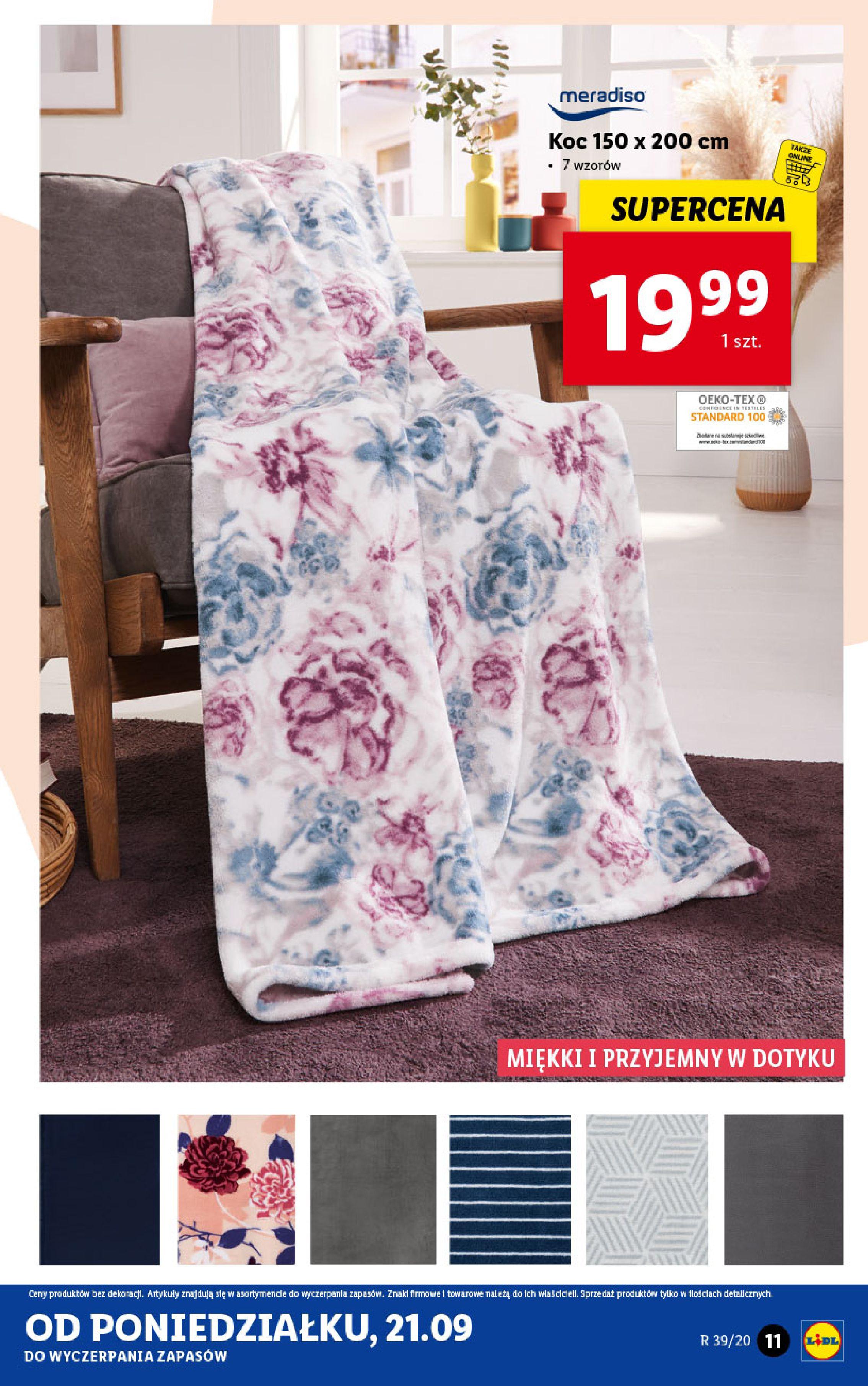 Gazetka Lidl - Katalog od 21.09-20.09.2020-26.09.2020-page-11