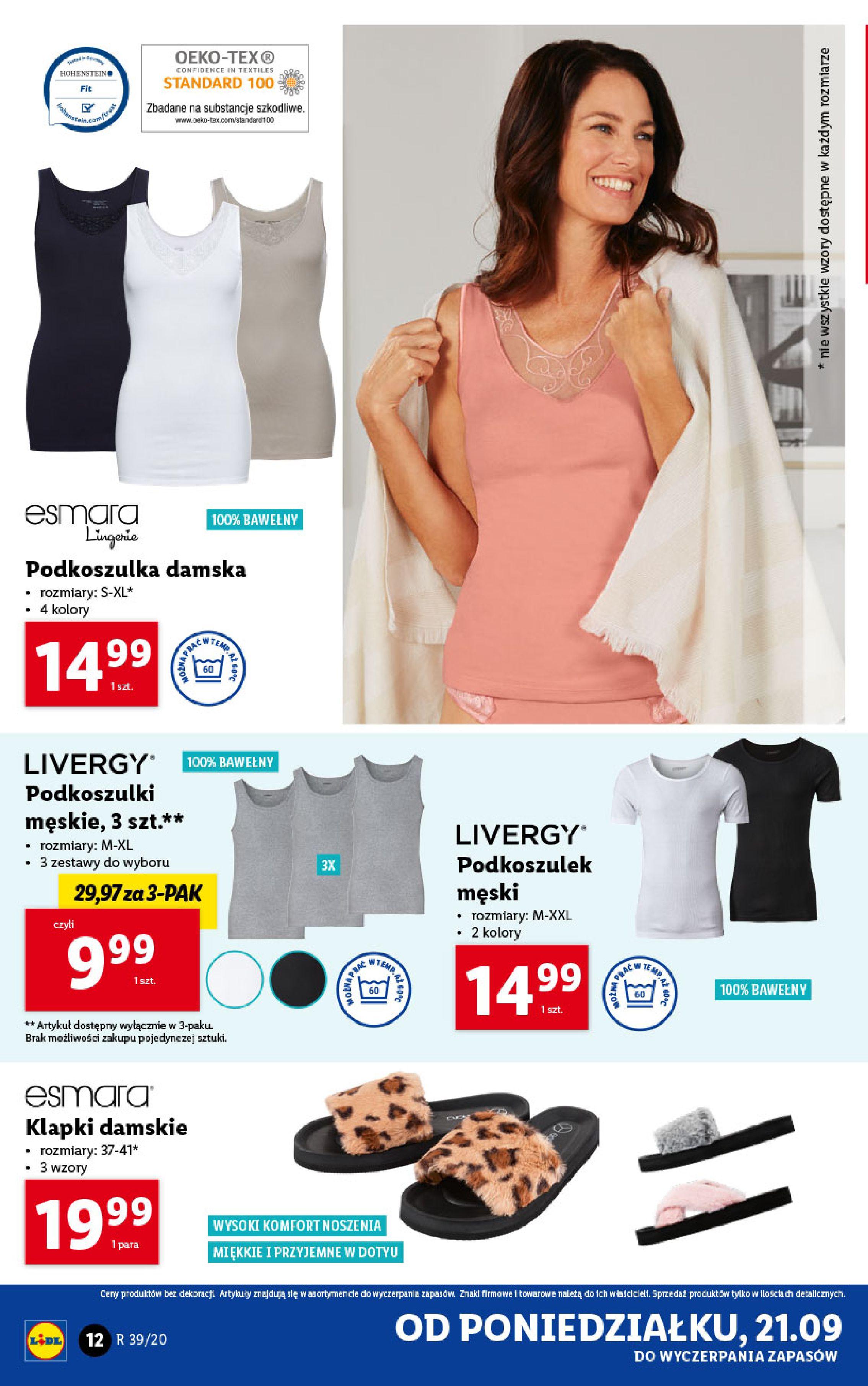 Gazetka Lidl - Katalog od 21.09-20.09.2020-26.09.2020-page-12
