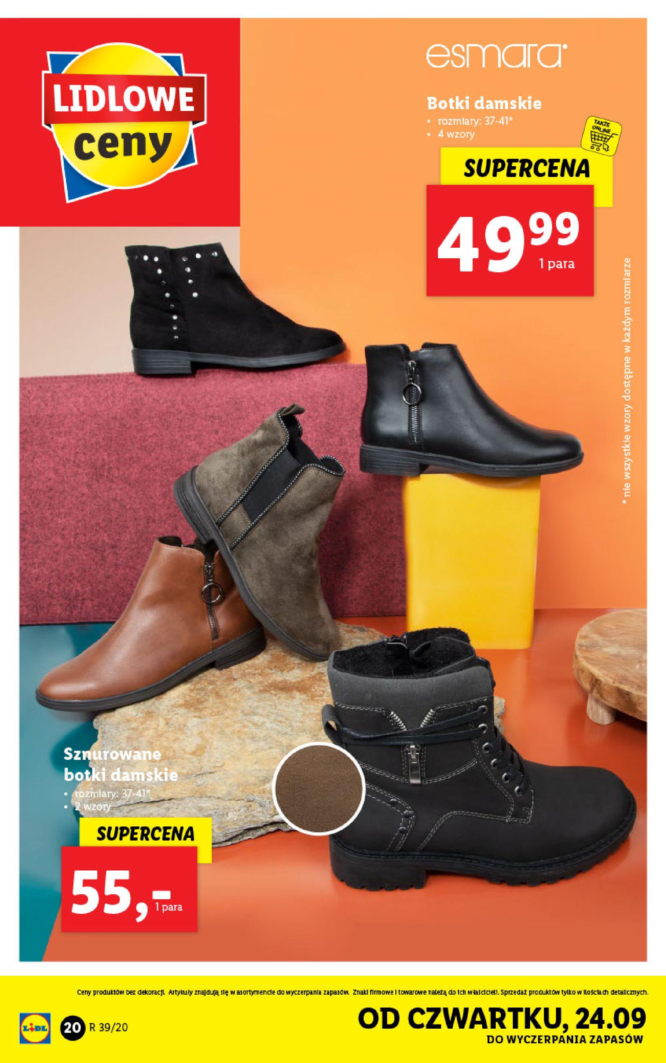 Gazetka Lidl - Katalog od 21.09-20.09.2020-26.09.2020-page-20