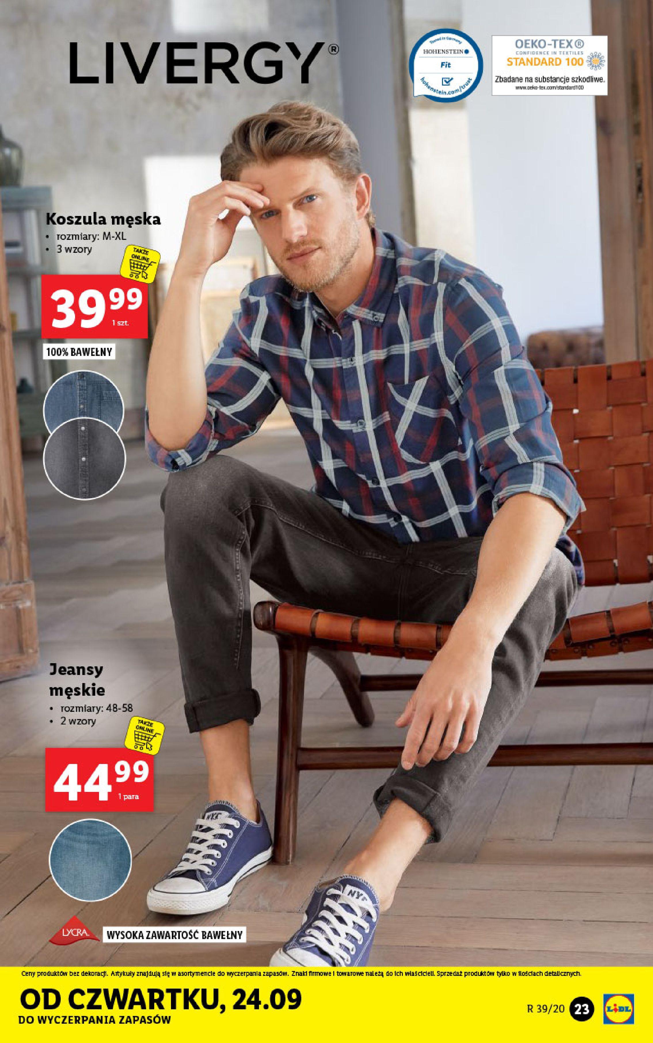 Gazetka Lidl - Katalog od 21.09-20.09.2020-26.09.2020-page-23