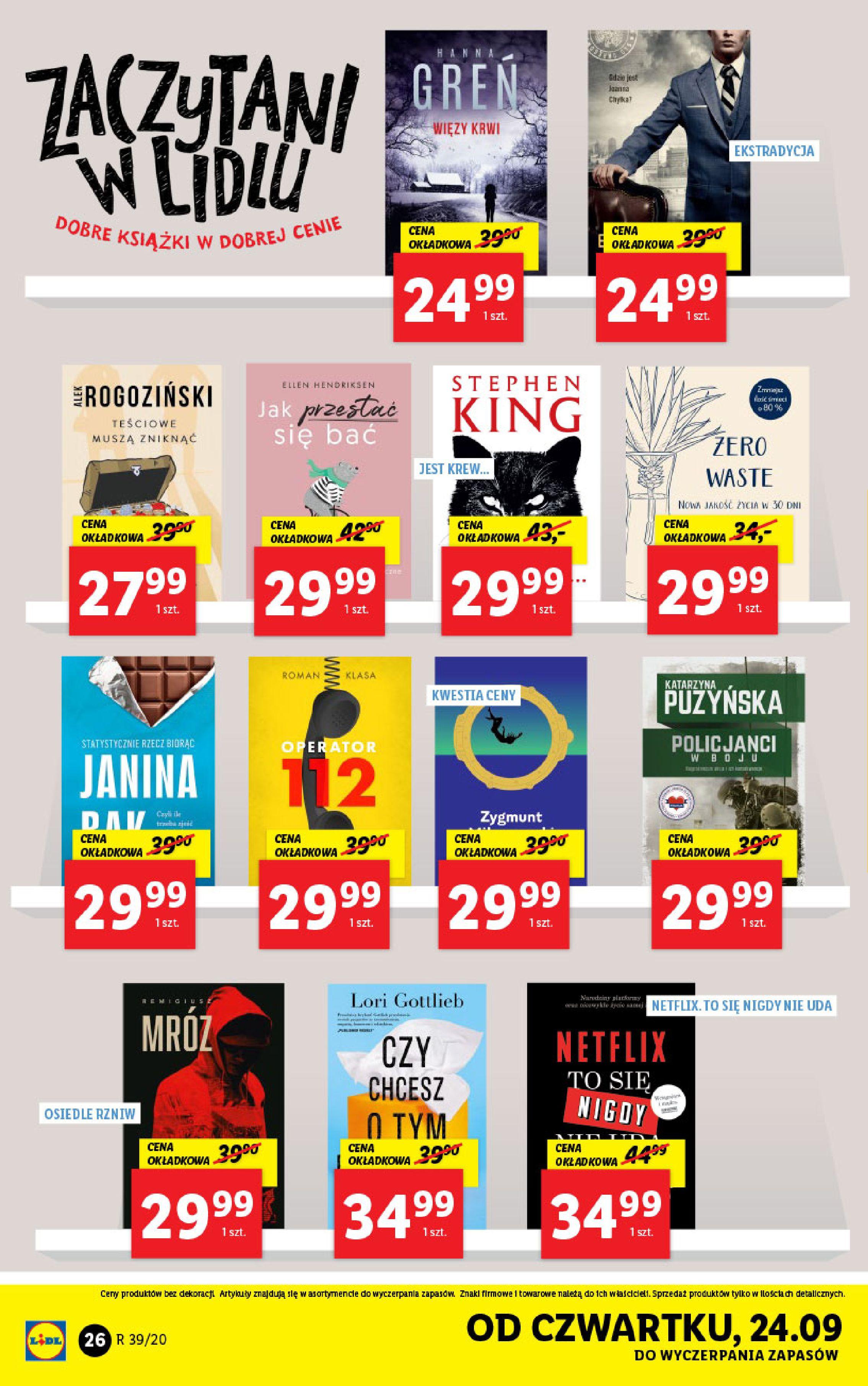 Gazetka Lidl - Katalog od 21.09-20.09.2020-26.09.2020-page-26