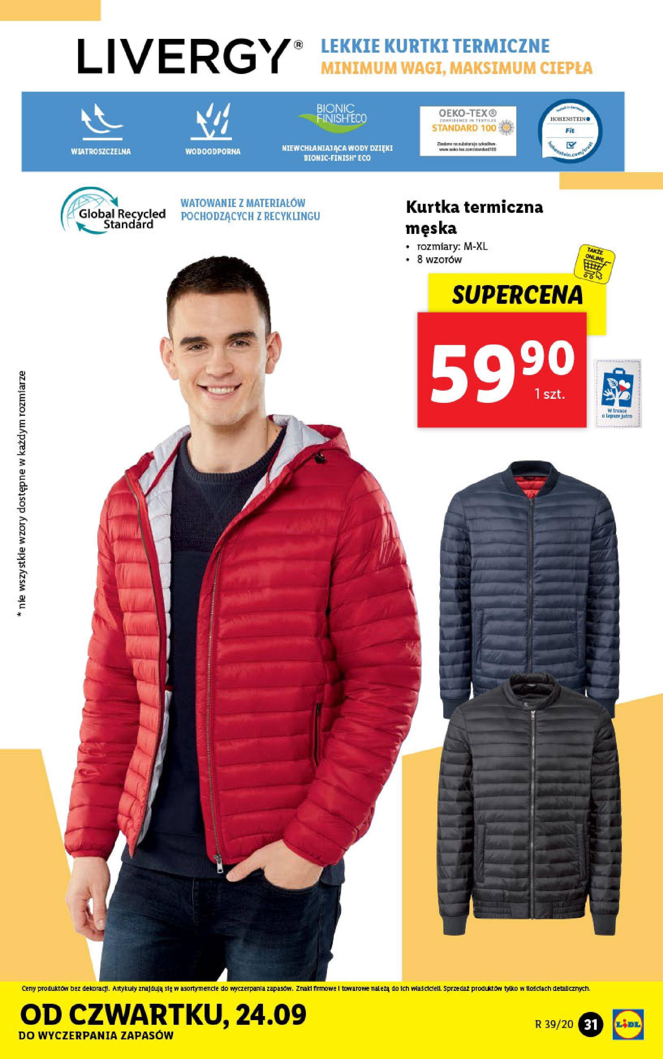 Gazetka Lidl - Katalog od 21.09-20.09.2020-26.09.2020-page-31