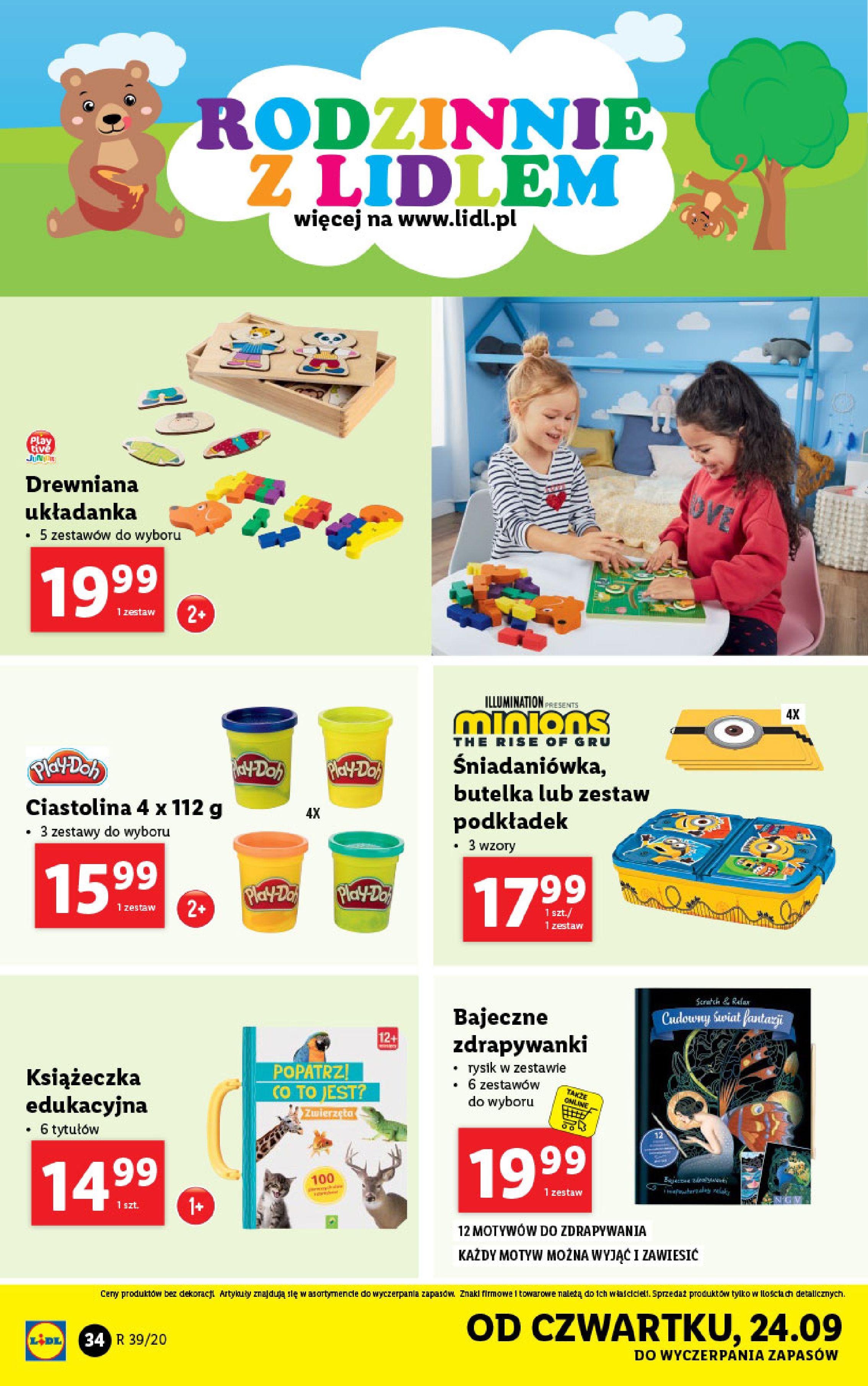 Gazetka Lidl - Katalog od 21.09-20.09.2020-26.09.2020-page-34