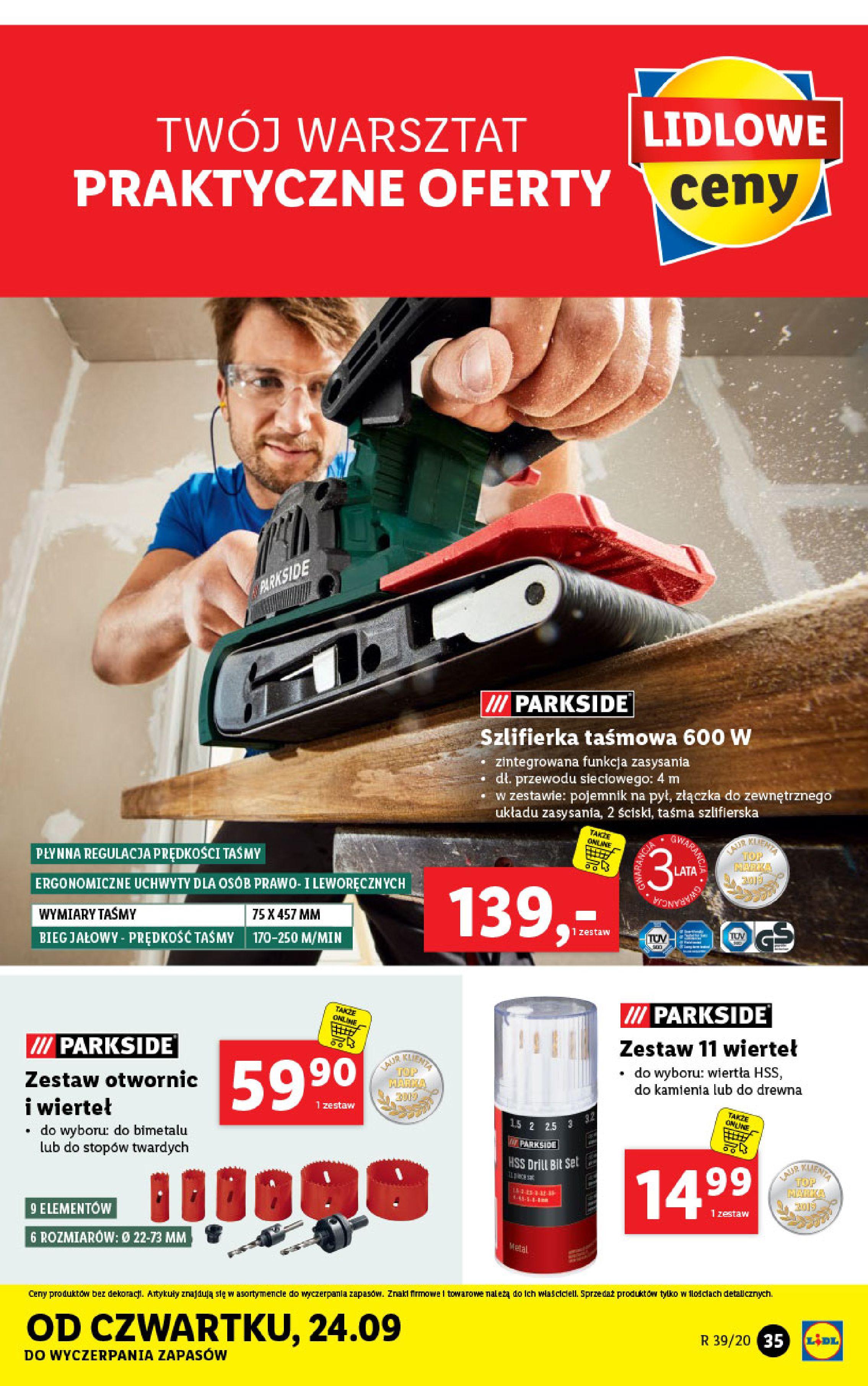 Gazetka Lidl - Katalog od 21.09-20.09.2020-26.09.2020-page-35