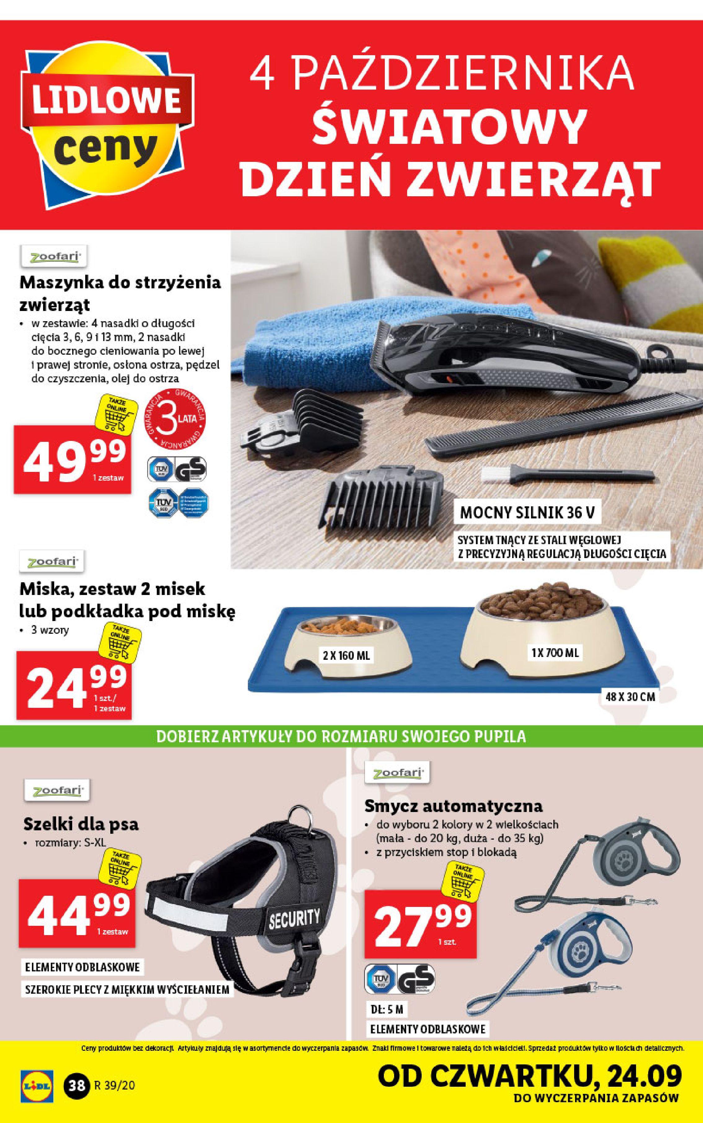 Gazetka Lidl - Katalog od 21.09-20.09.2020-26.09.2020-page-38