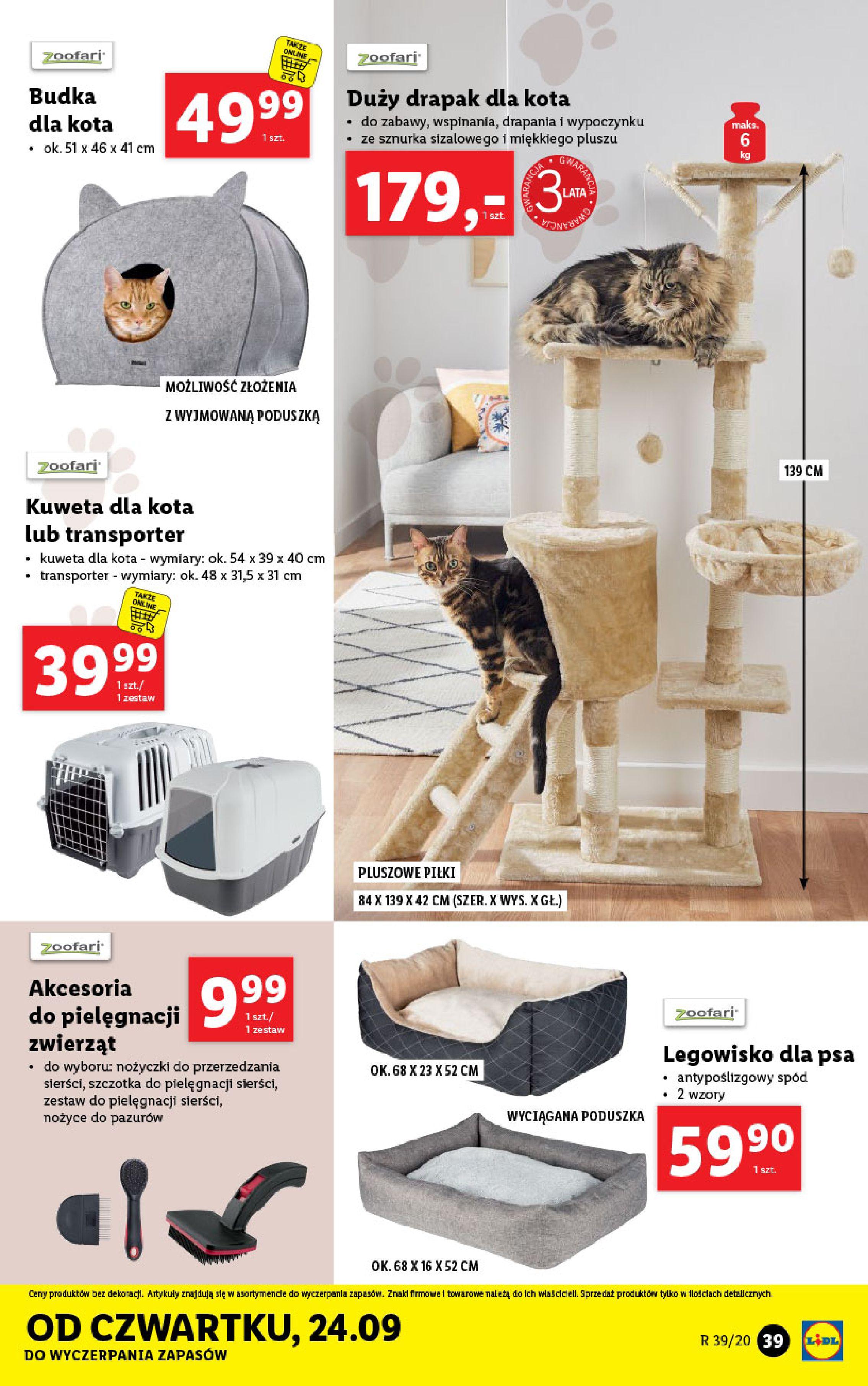 Gazetka Lidl - Katalog od 21.09-20.09.2020-26.09.2020-page-39