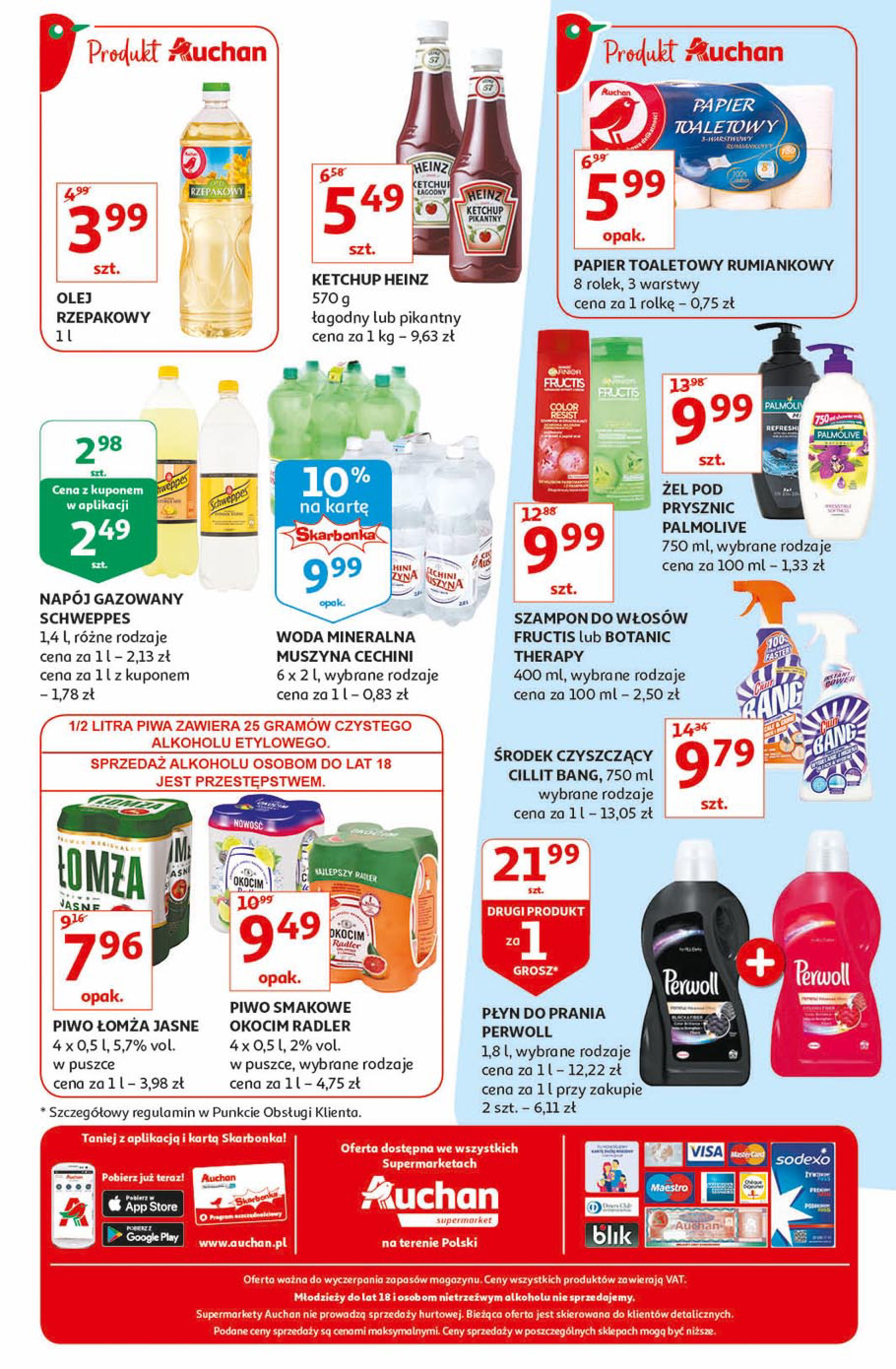 Gazetka Auchan - Oferta Supermarkety-10.07.2019-17.07.2019-page-