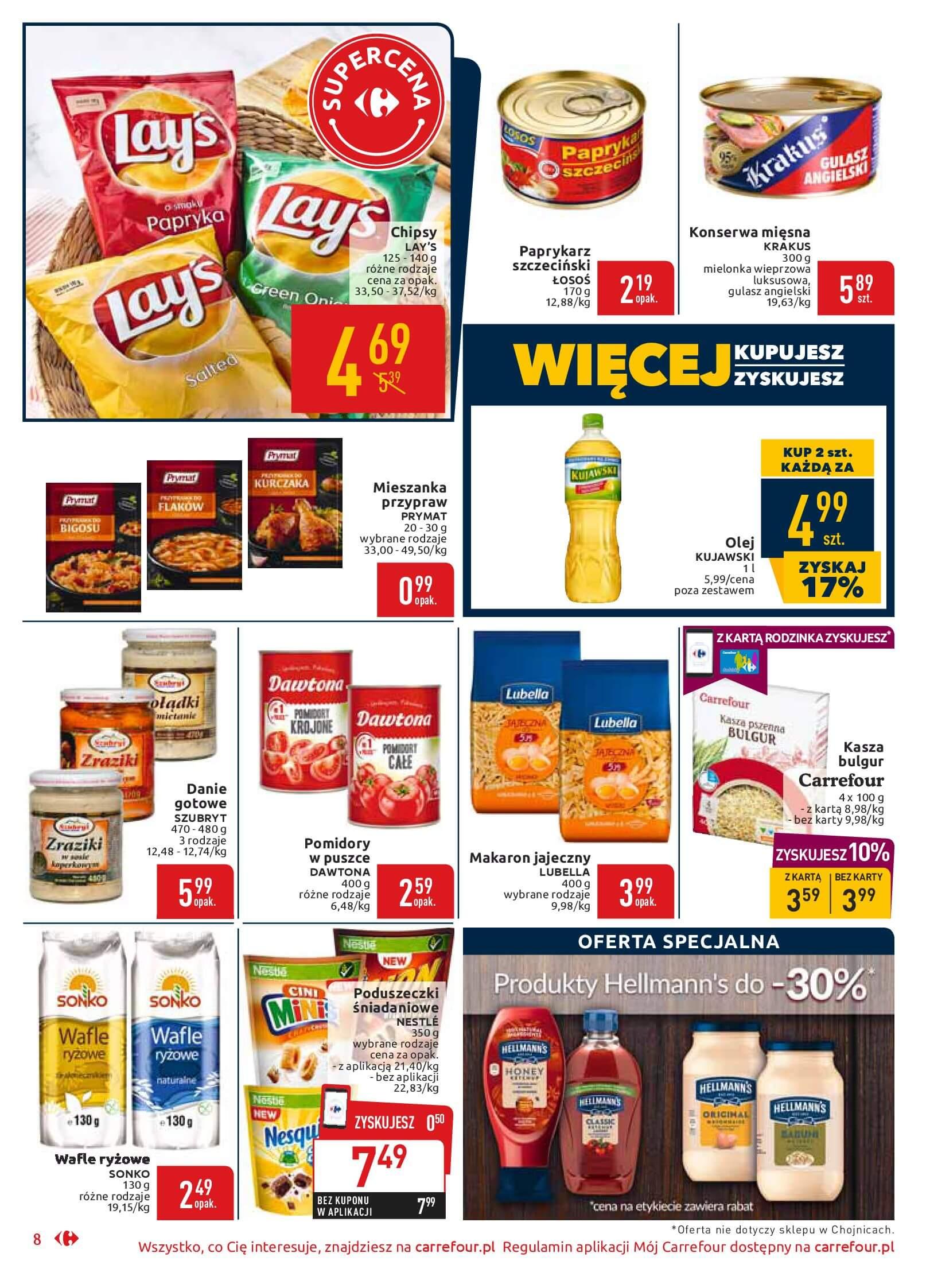 Gazetka Carrefour Market - Wszyscy zasługujemy na najlepsze-11.03.2019-23.03.2019-page-