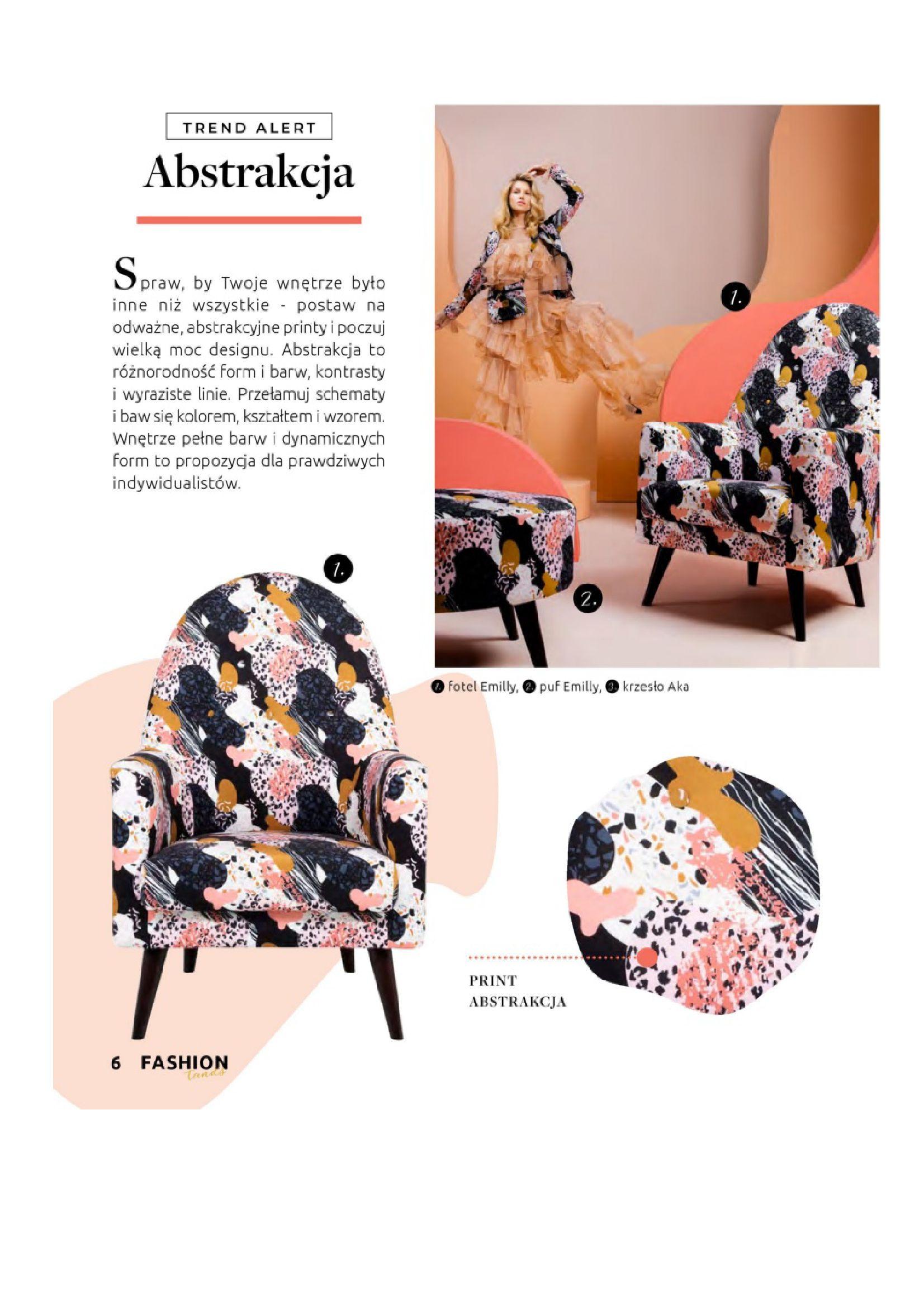 Gazetka Black Red White: Katalog Black Red White - Fashion trends 2021-09-15 page-6