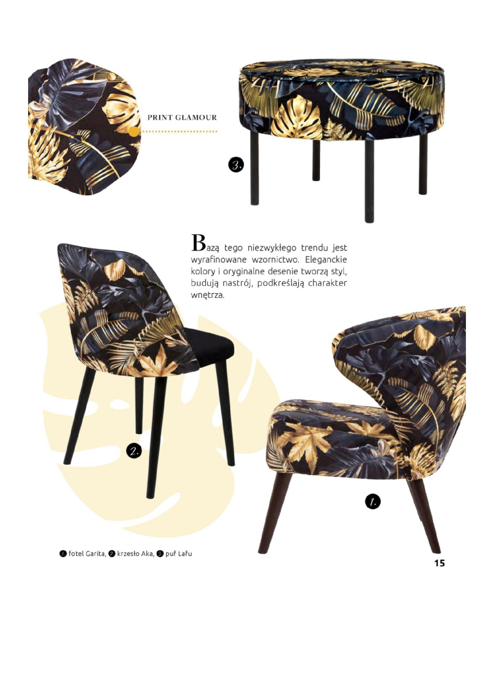 Gazetka Black Red White: Katalog Black Red White - Fashion trends 2021-09-15 page-15
