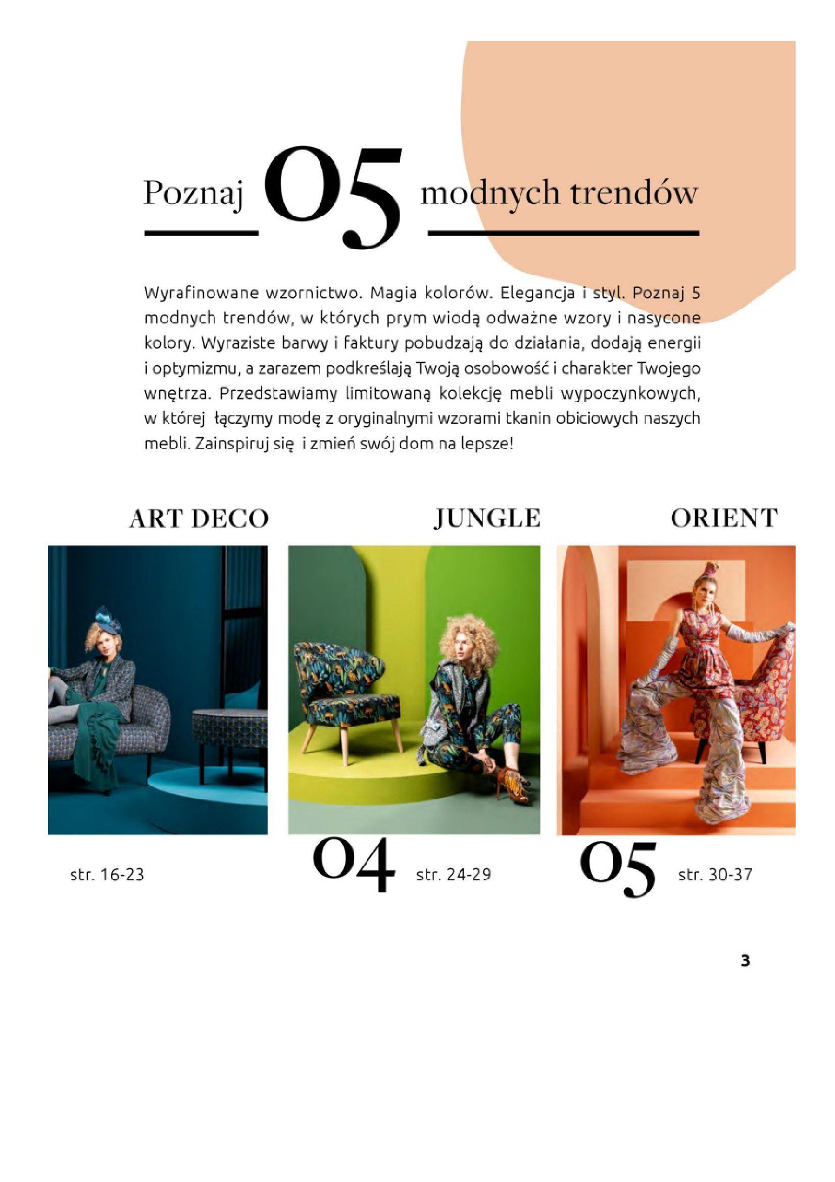 Gazetka Black Red White: Katalog Black Red White - Fashion trends 2021-09-15 page-3
