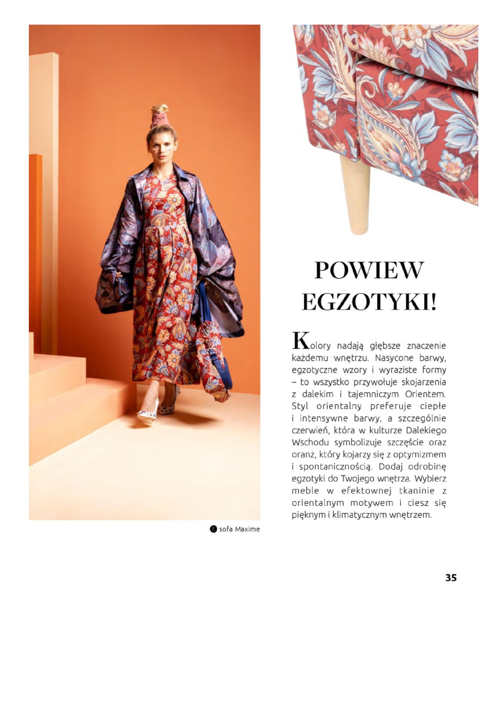 Gazetka Black Red White: Katalog Black Red White - Fashion trends 2021-09-15 page-35