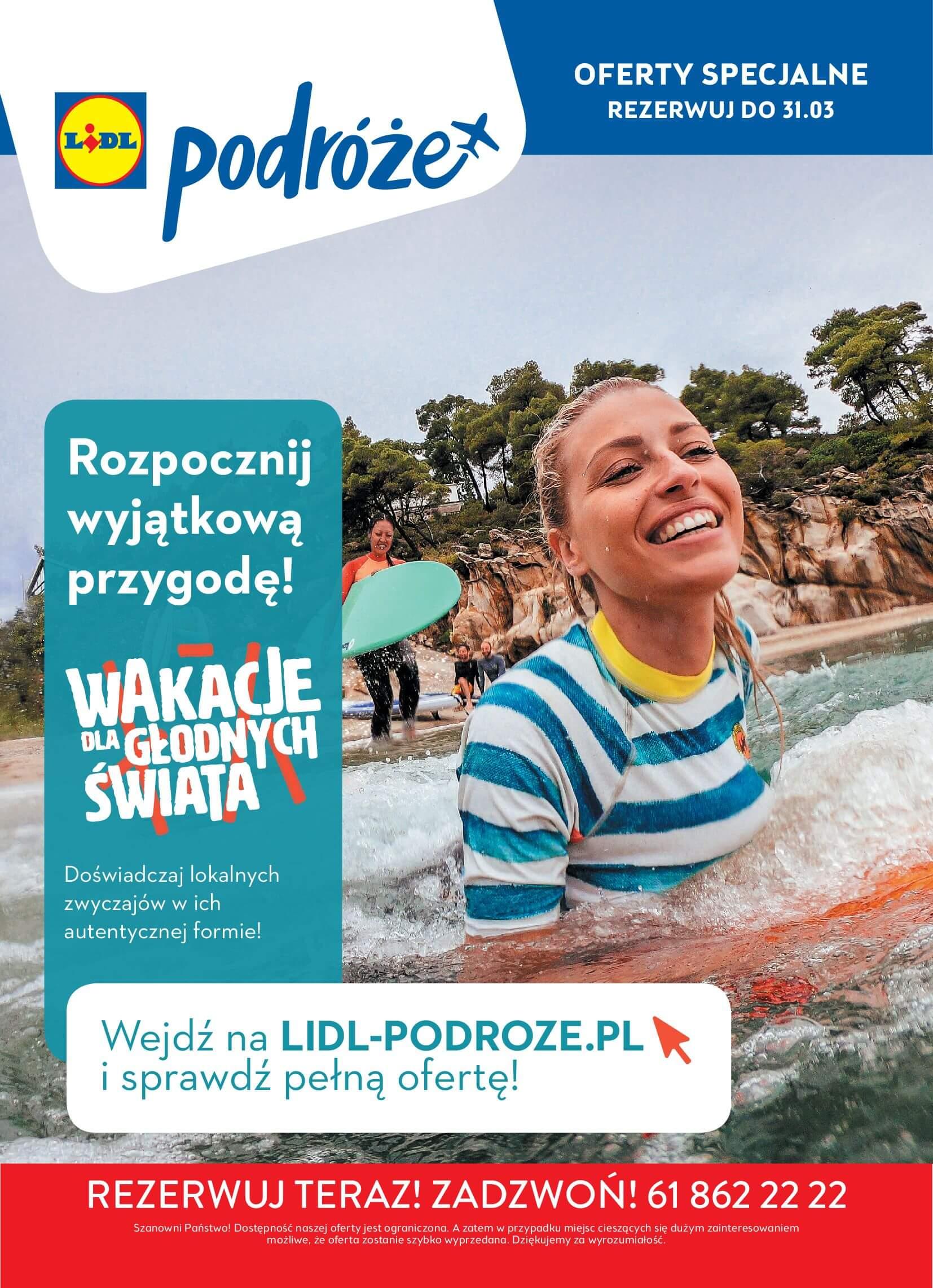 Gazetka Lidl - Lidl podróże-03.03.2019-31.03.2019-page-