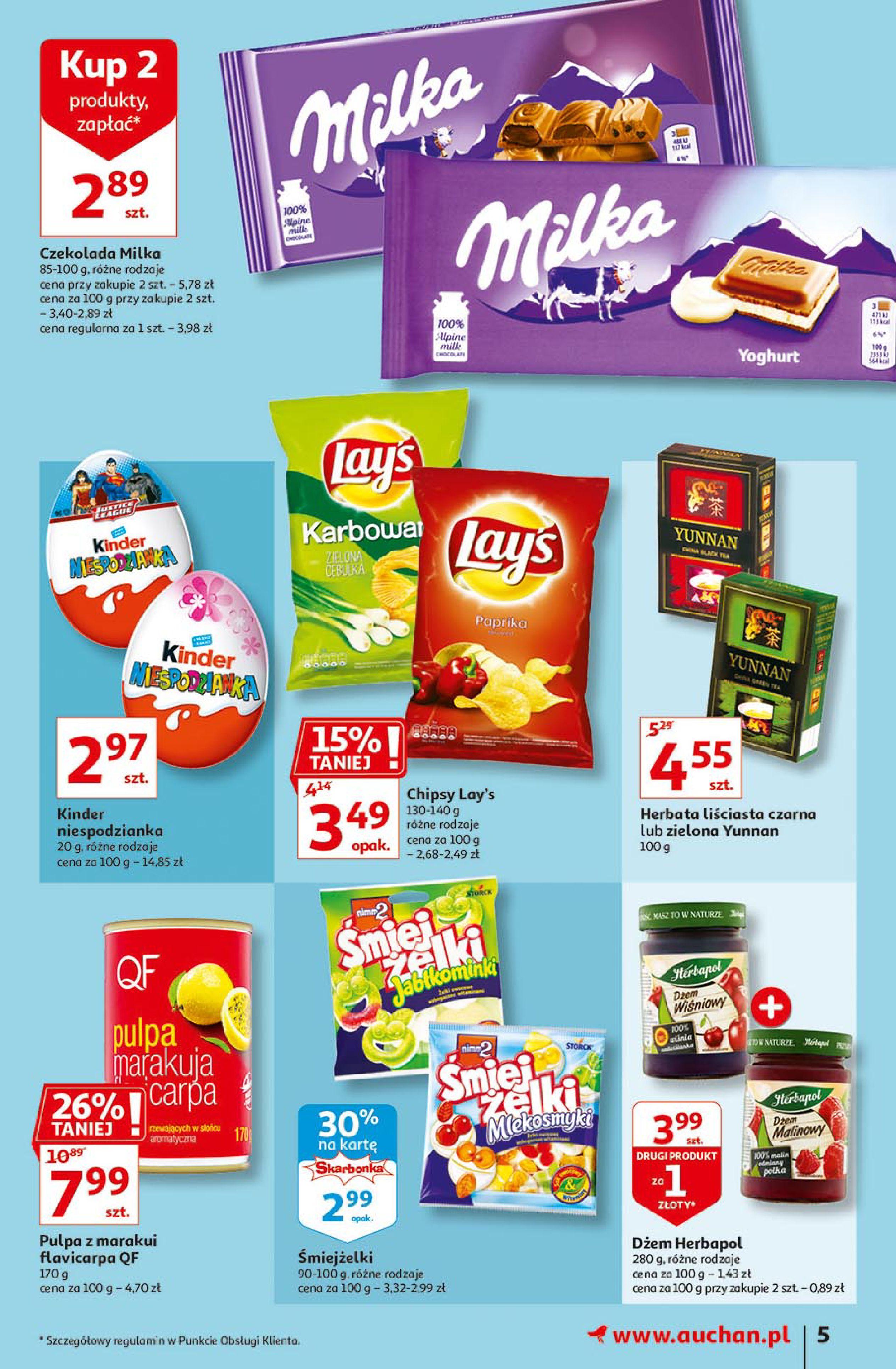 Gazetka Auchan - Super Oferty Hipermarkety-09.01.2020-15.01.2020-page-5