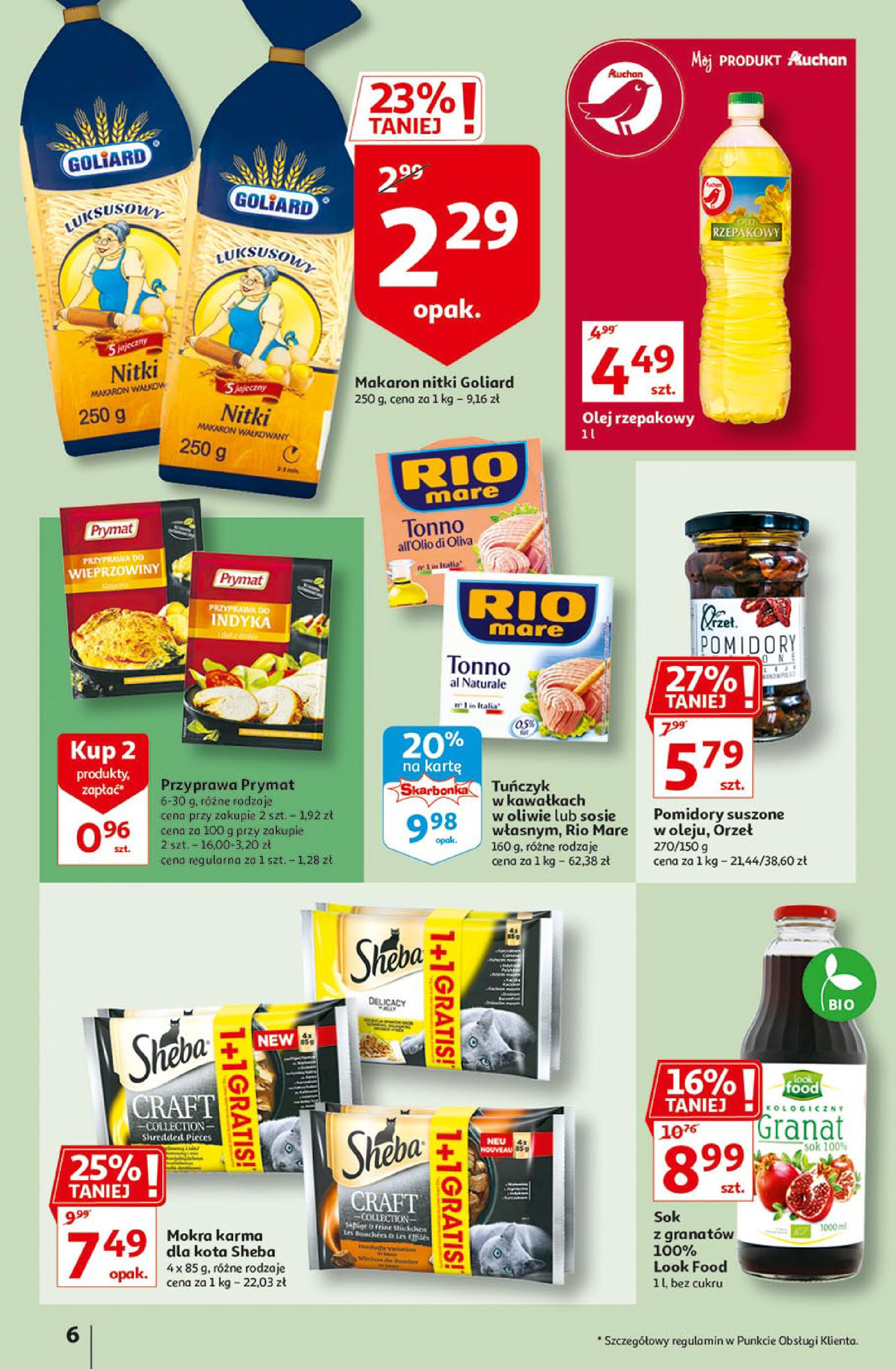 Gazetka Auchan - Super Oferty Hipermarkety-09.01.2020-15.01.2020-page-6
