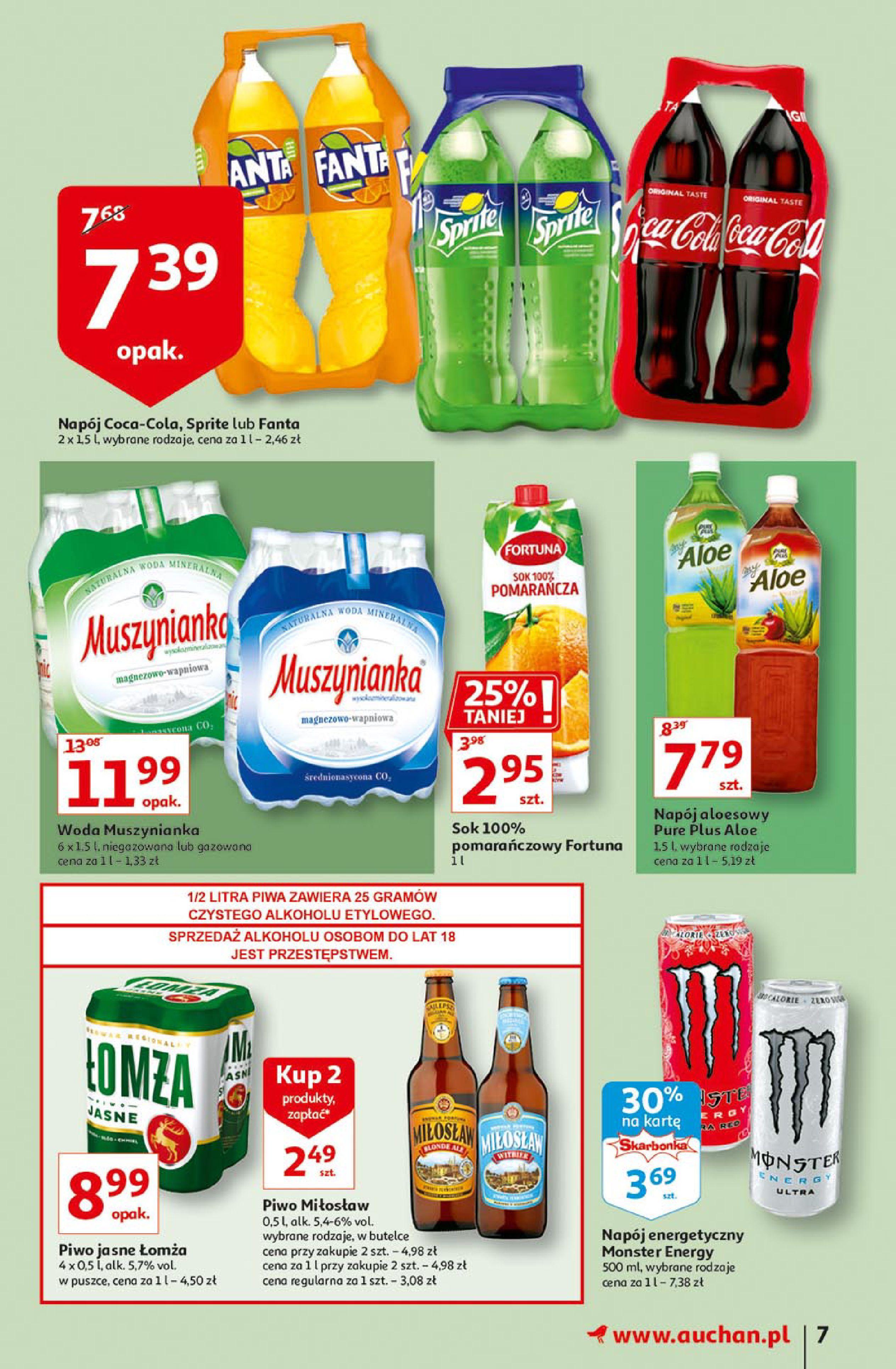 Gazetka Auchan - Super Oferty Hipermarkety-09.01.2020-15.01.2020-page-7