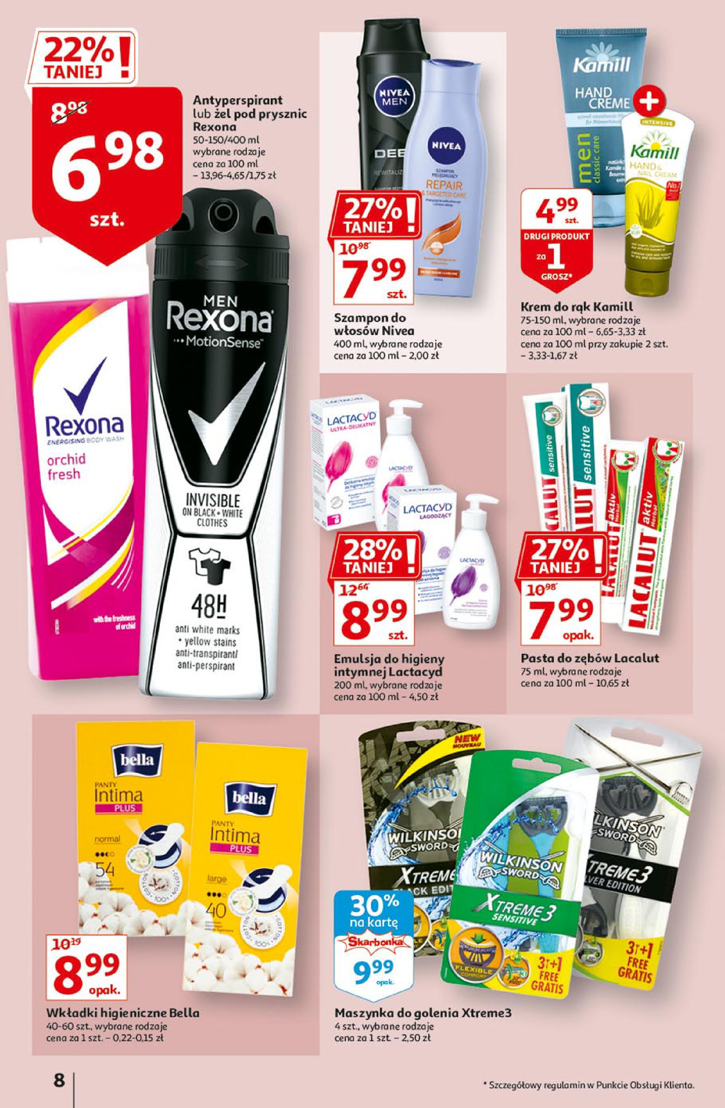 Gazetka Auchan - Super Oferty Hipermarkety-09.01.2020-15.01.2020-page-8