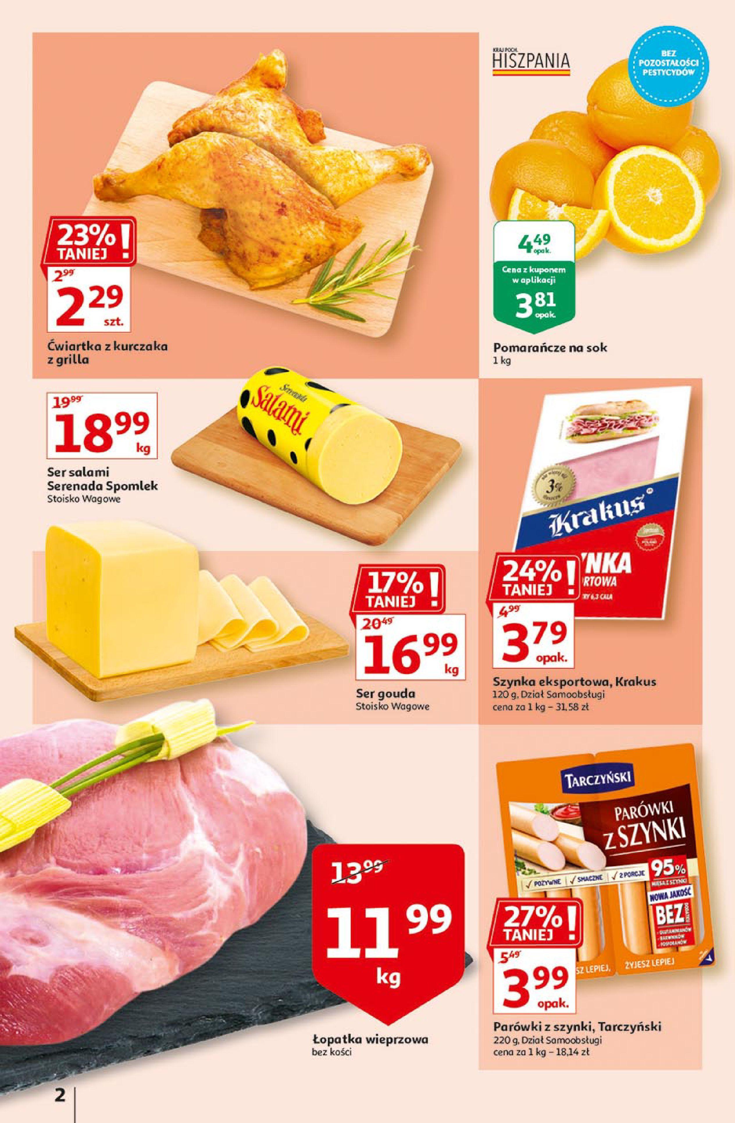 Gazetka Auchan - Super Oferty Hipermarkety-09.01.2020-15.01.2020-page-2